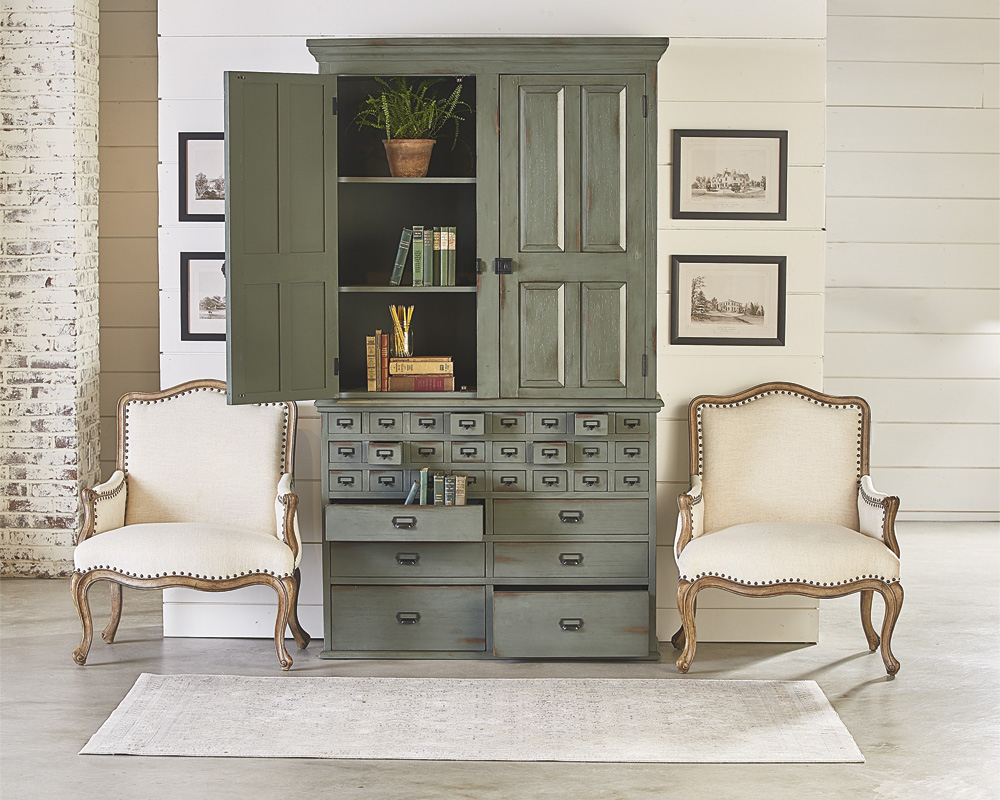 Recent Living Room – Magnolia Home Regarding Magnolia Home Showcase Cocktail Tables (View 12 of 20)
