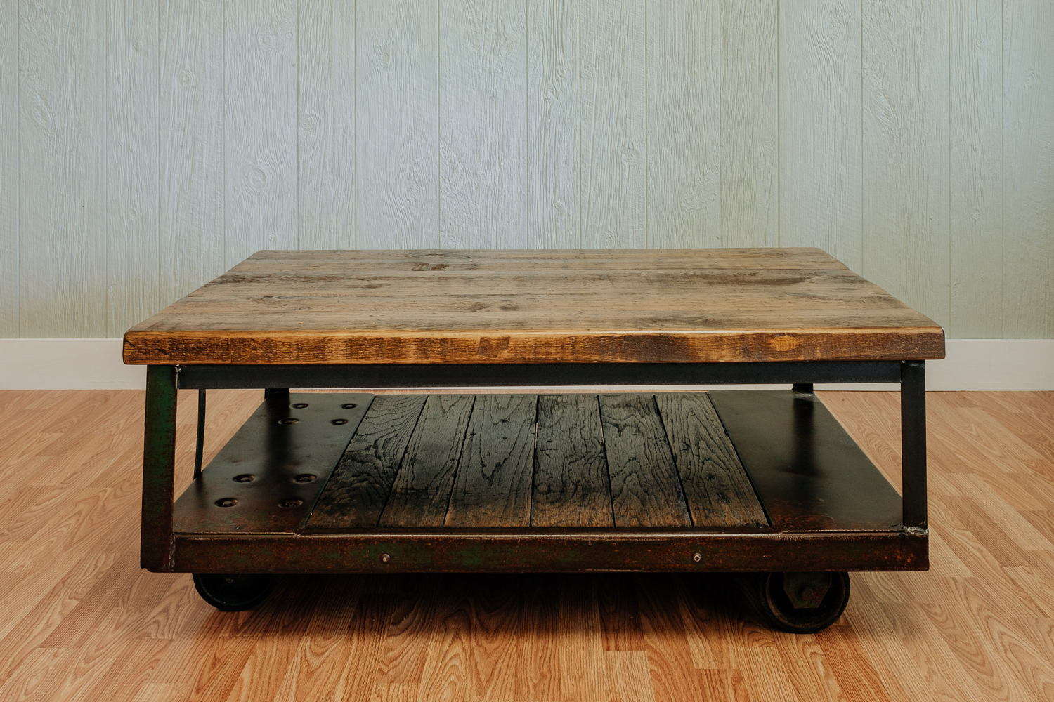 Recent Mill Coffee Tables With Vintage Factory Coffee Table (View 20 of 20)