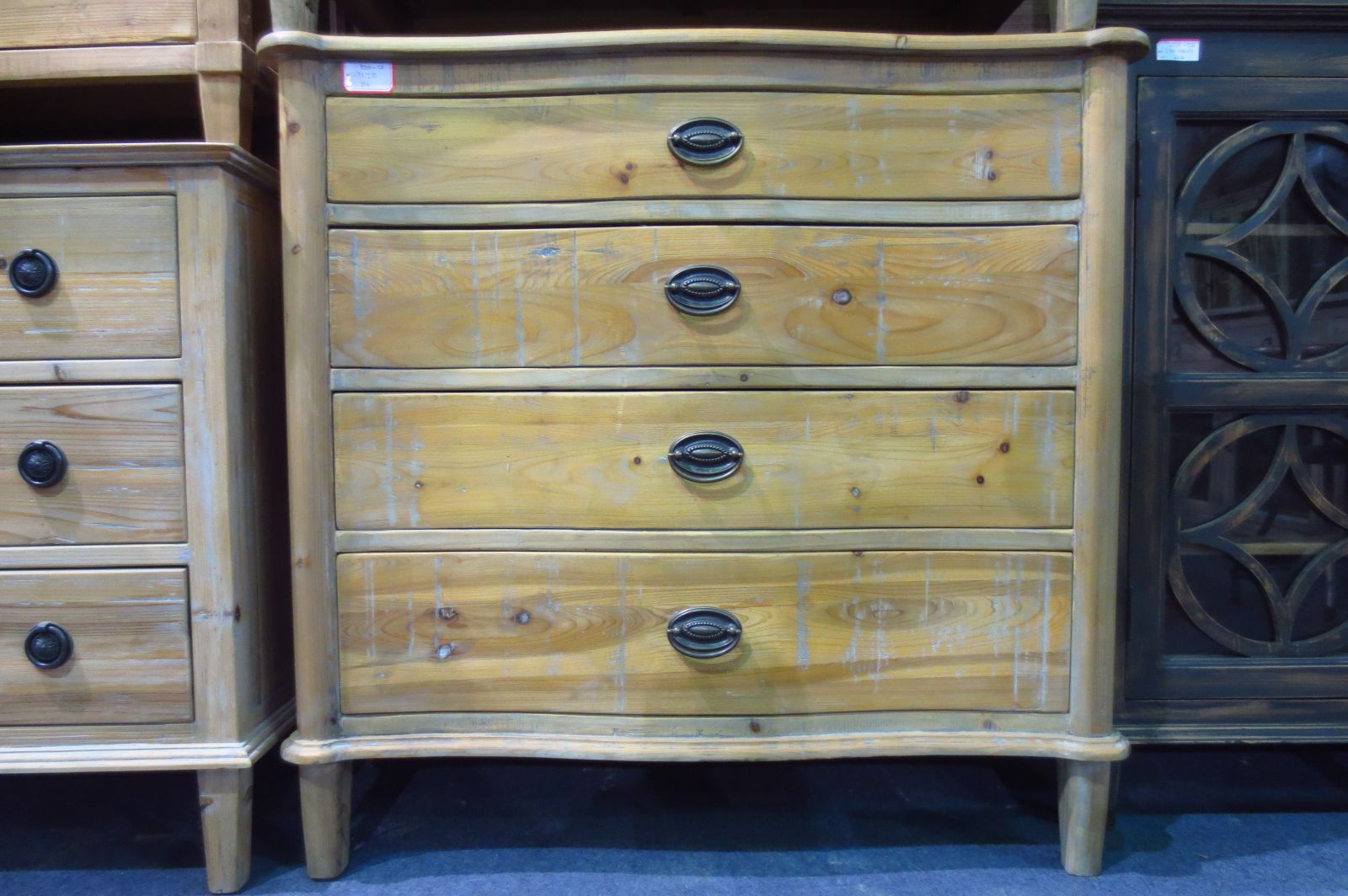 Reclaimed 3 Drawer Icebox Sideboards With Preferred Pinningbo Heng Long Furniture Co (View 15 of 20)