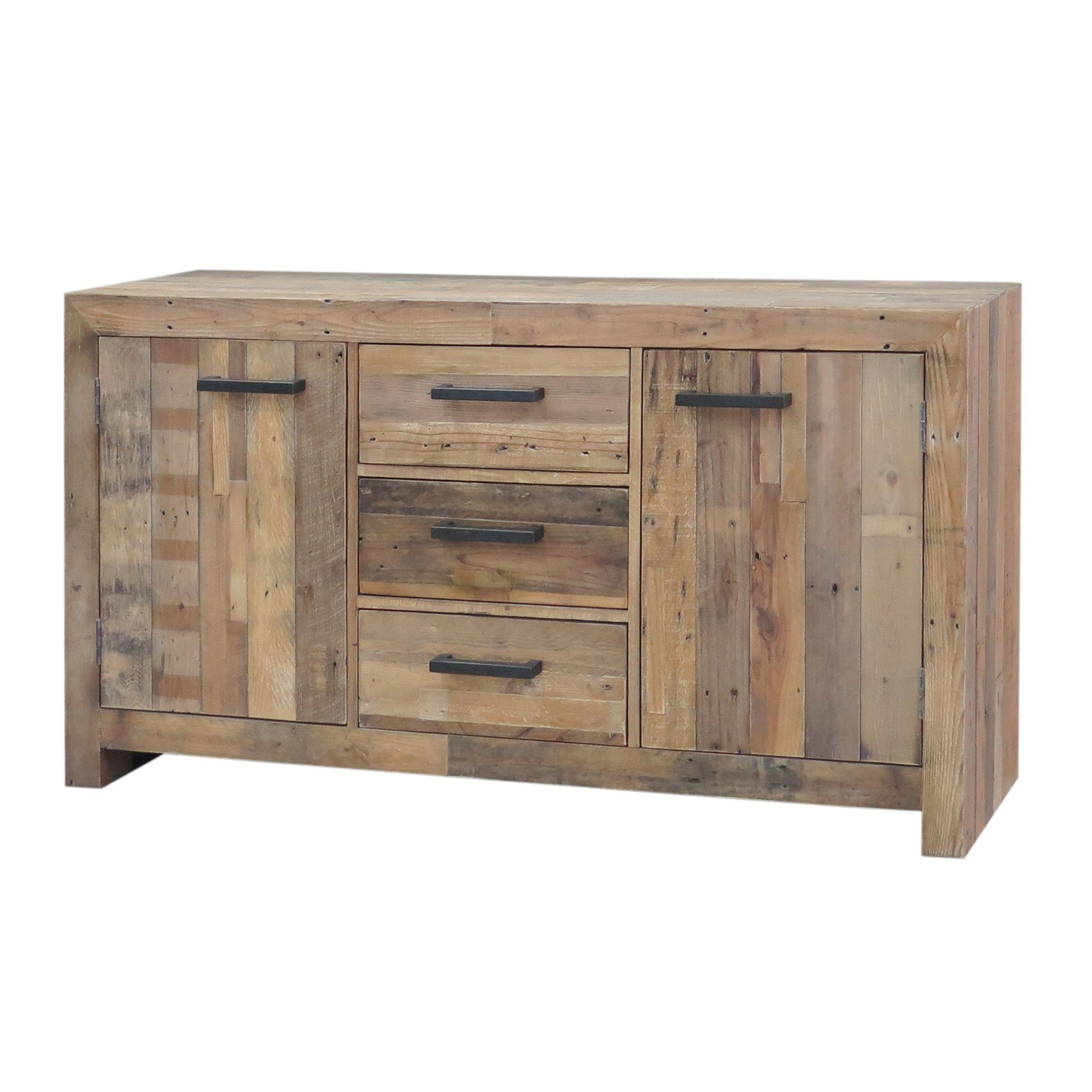 Reclaimed Elm 71 Inch Sideboards Intended For Popular The Gray Barn Fairview Reclaimed Wood Buffet (Natural Multi Tone (Gallery 1 of 20)