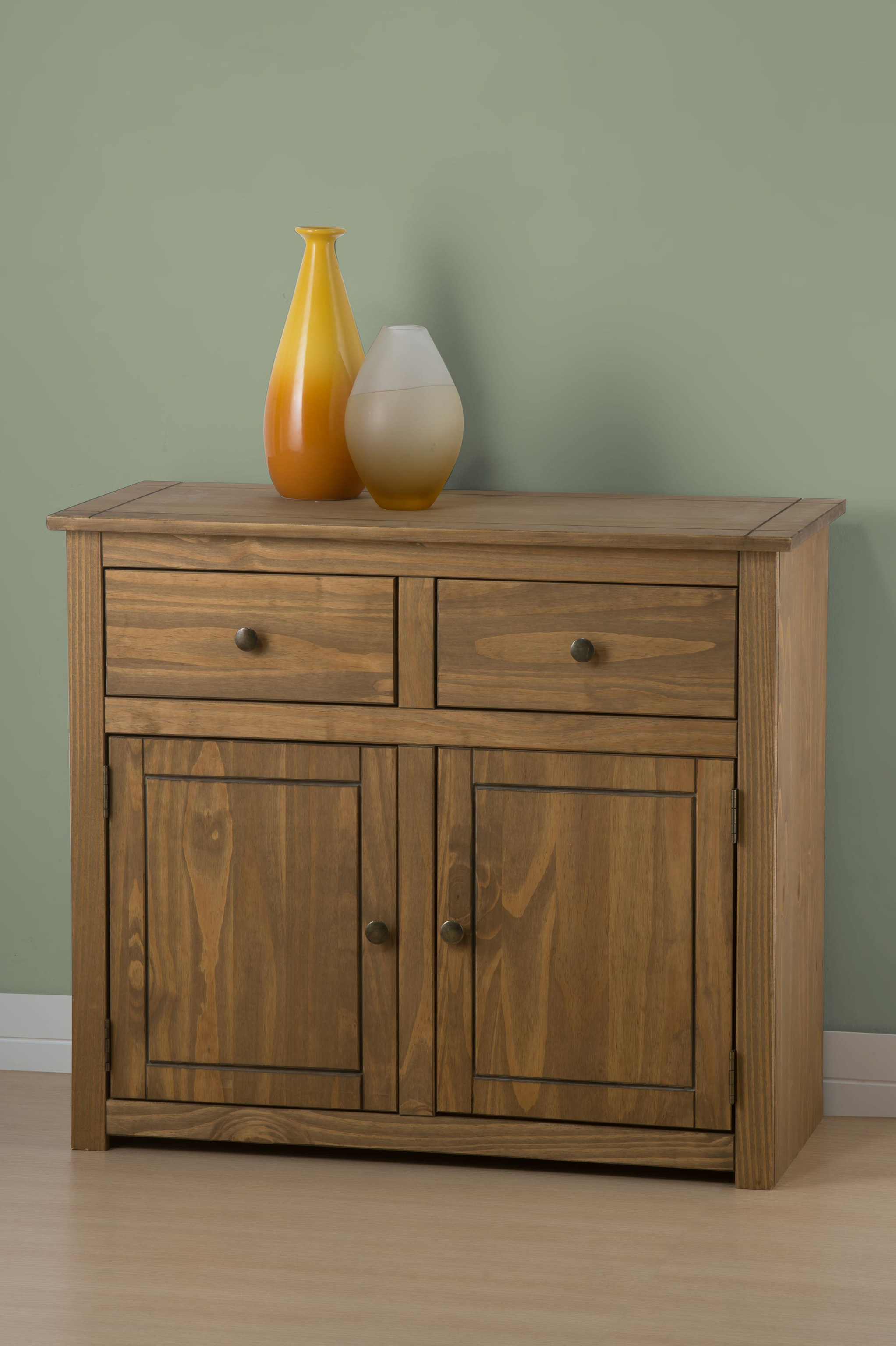 Reclaimed Pine Turquoise 4 Door Sideboards Pertaining To Most Up To Date Distressed Waxed Pine Finish Sideboard Cabinet Storage Cupboard Unit (Gallery 11 of 20)