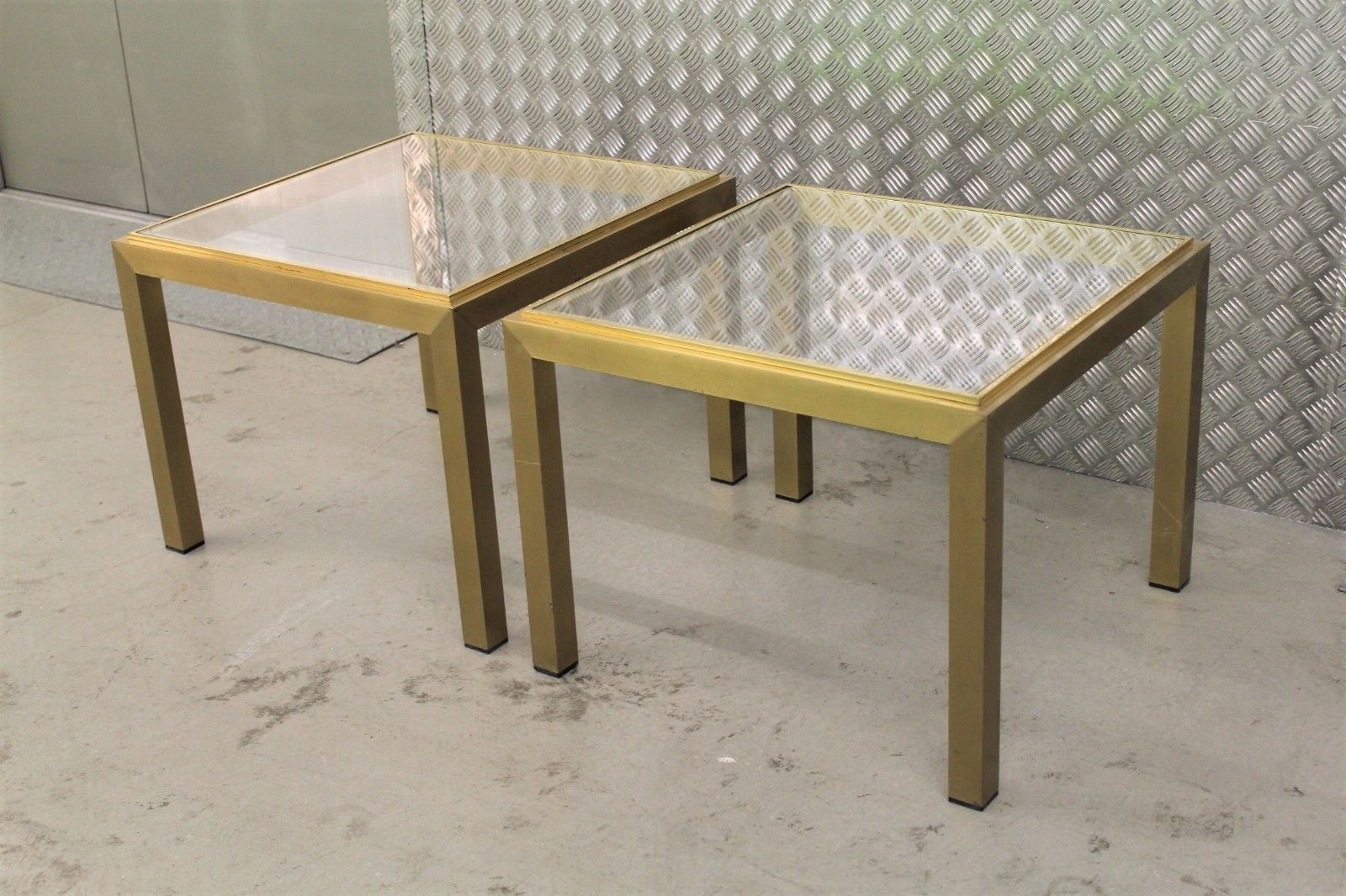 Renato Zevi Sofa Side Coffee Tables (View 8 of 20)