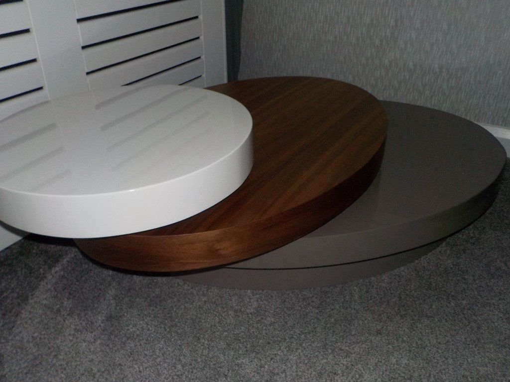 Rotating Coffee Table – Coffee Drinker Throughout Well Liked Spin Rotating Coffee Tables (View 13 of 20)