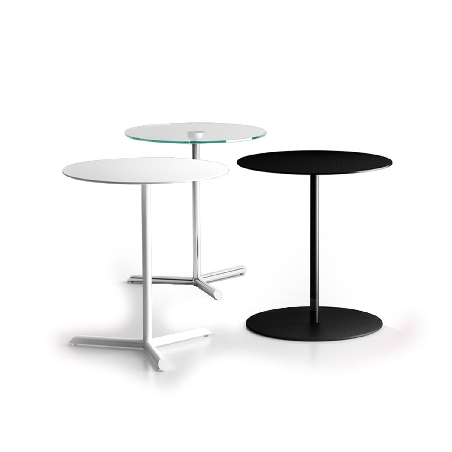 Round Glass Coffee Tables (View 8 of 20)