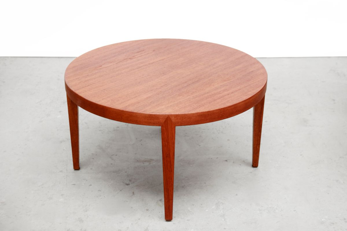 Round Teak Coffee Tables Throughout Popular Round Teak Coffee Table – Coffee Drinker (View 12 of 20)