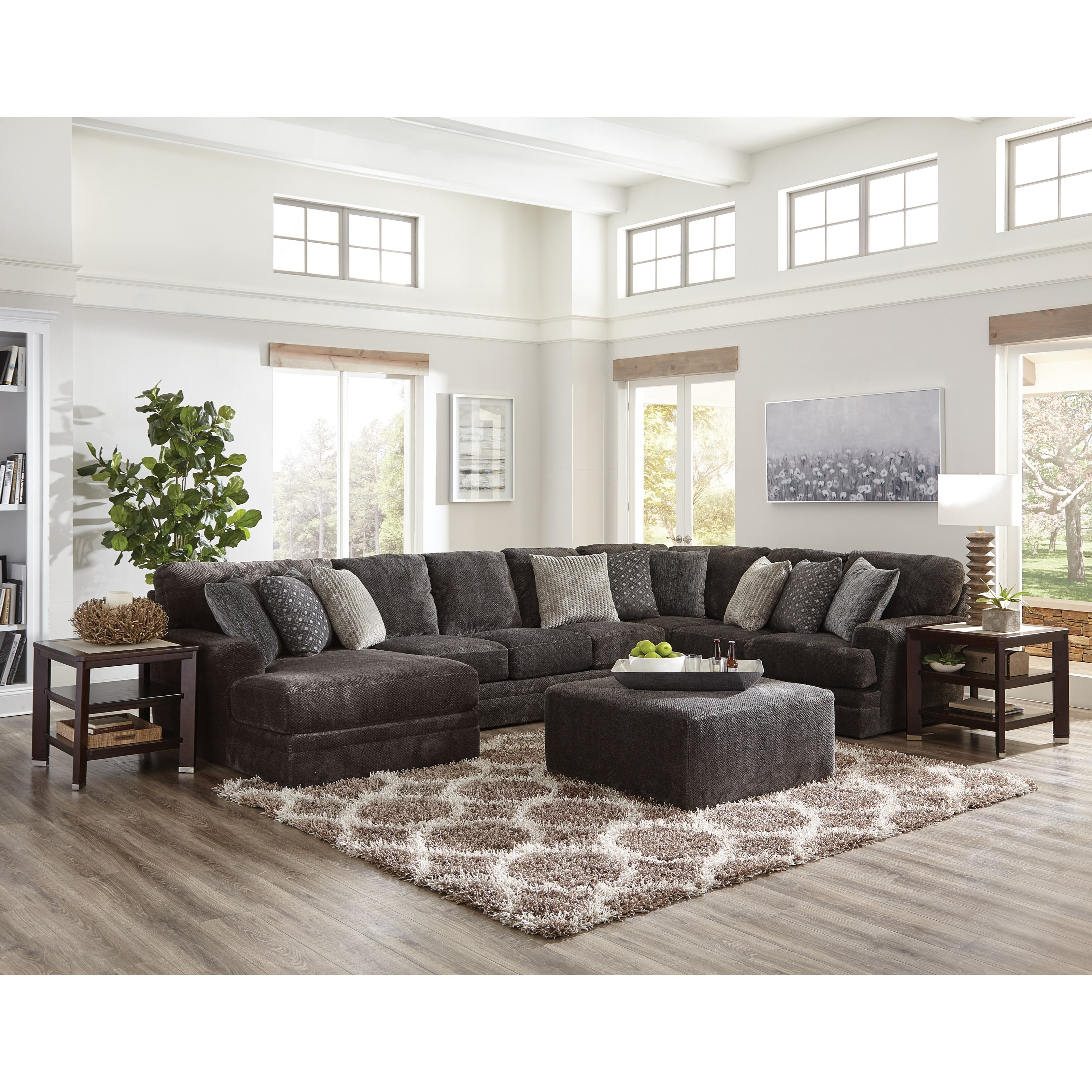 Ruby Gordon Home Inside Most Up To Date Jackson 6 Piece Power Reclining Sectionals With Sleeper (View 20 of 20)