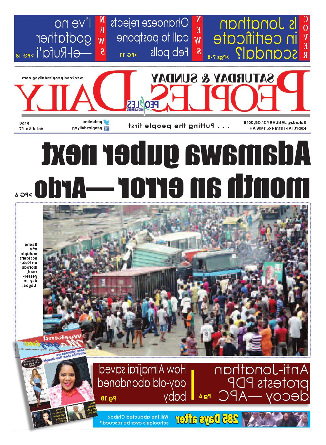 Saturday 24 – Sunday 25, January 2015. Edition.peoples Media Regarding Well Known Zeema Sideboards (Gallery 11 of 20)