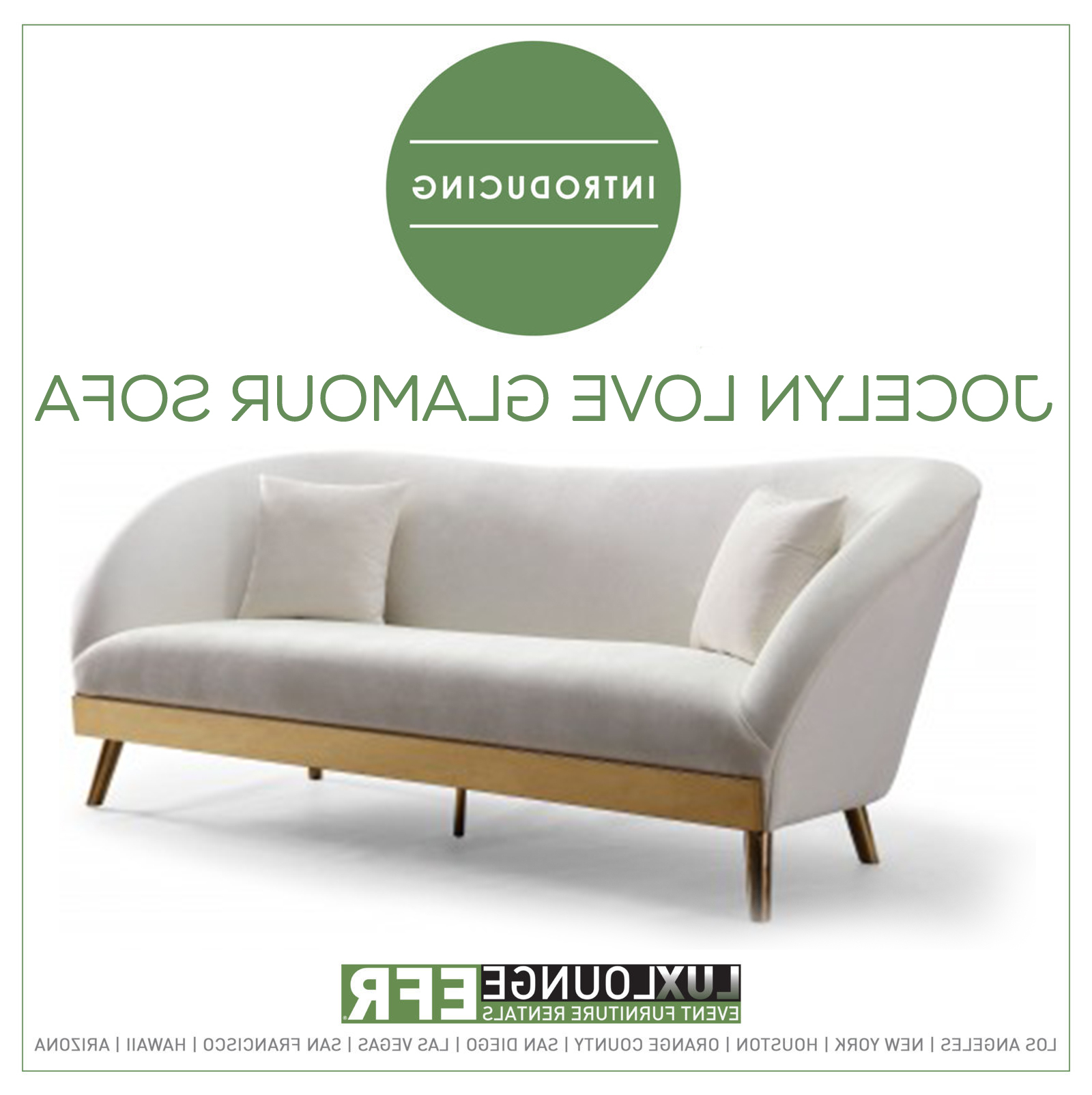 Sectionals With Famous Avery 2 Piece Sectionals With Raf Armless Chaise (Gallery 19 of 20)