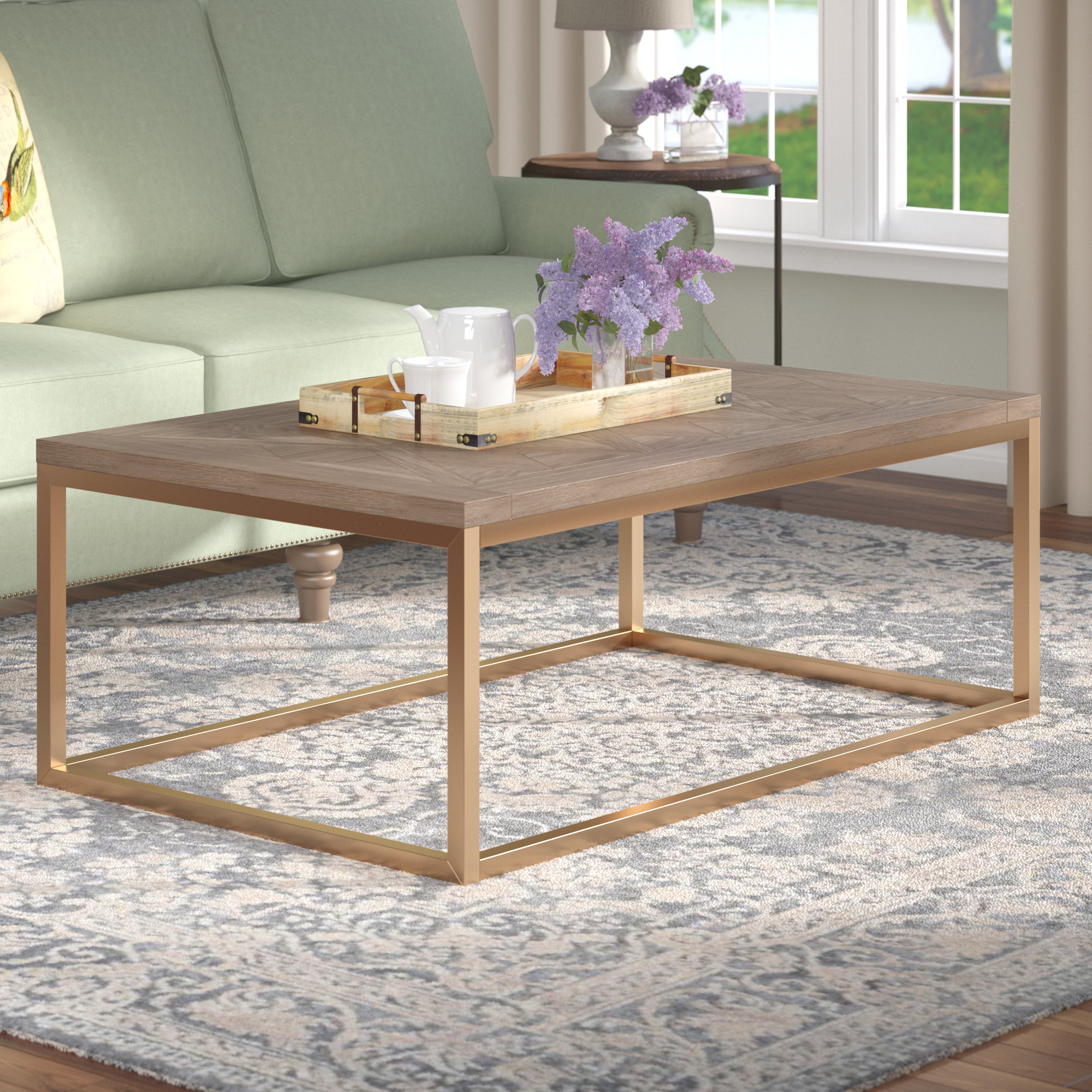 Seneca Lift Top Cocktail Tables In Popular Laurel Foundry Modern Farmhouse Juliana Coffee Table & Reviews (View 14 of 20)