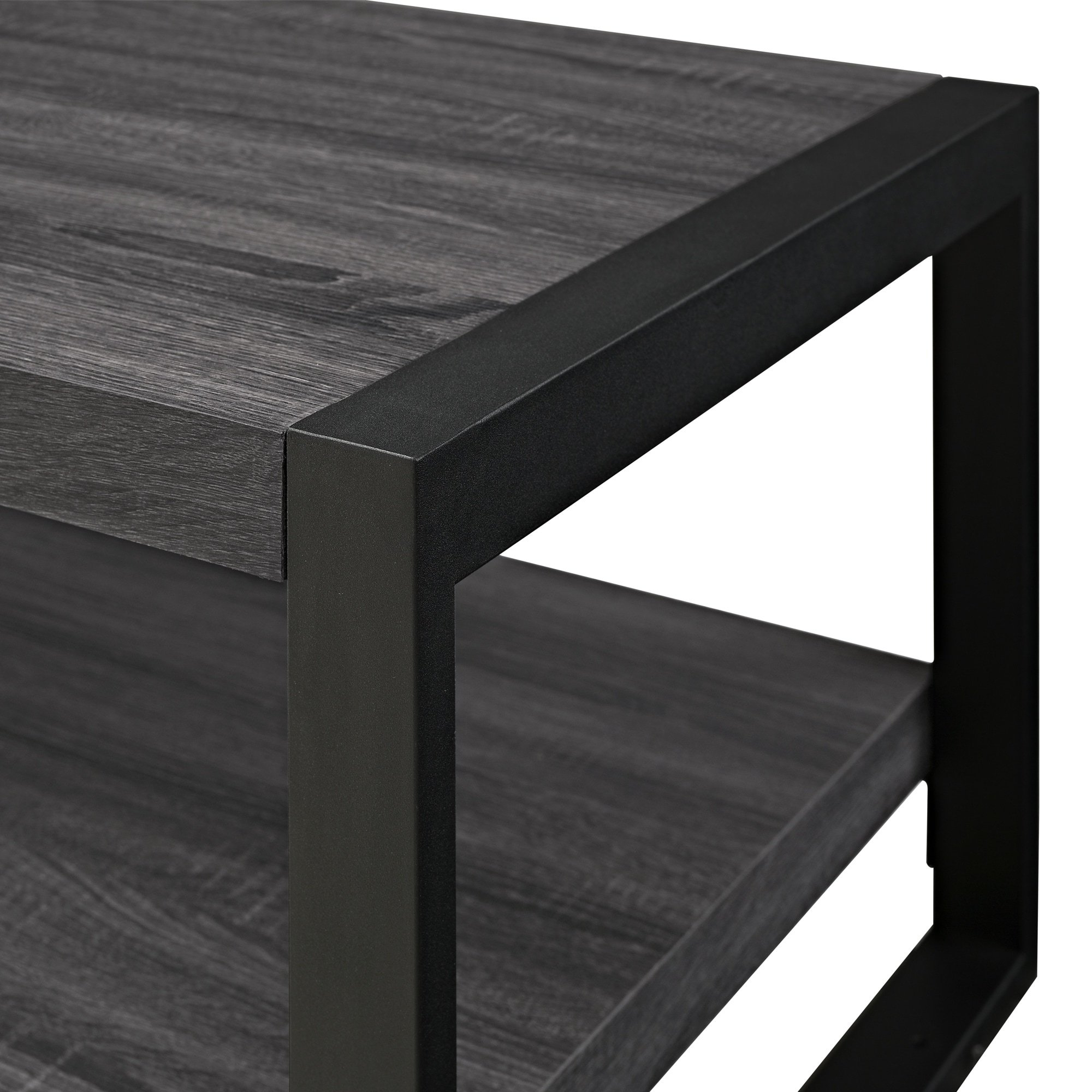 """Shop Angelo:home 48"""" Coffee Table – 48 X 24 X 18h – On Sale – Free For Preferred Chevron 48"""" Coffee Tables (View 7 of 19)"""