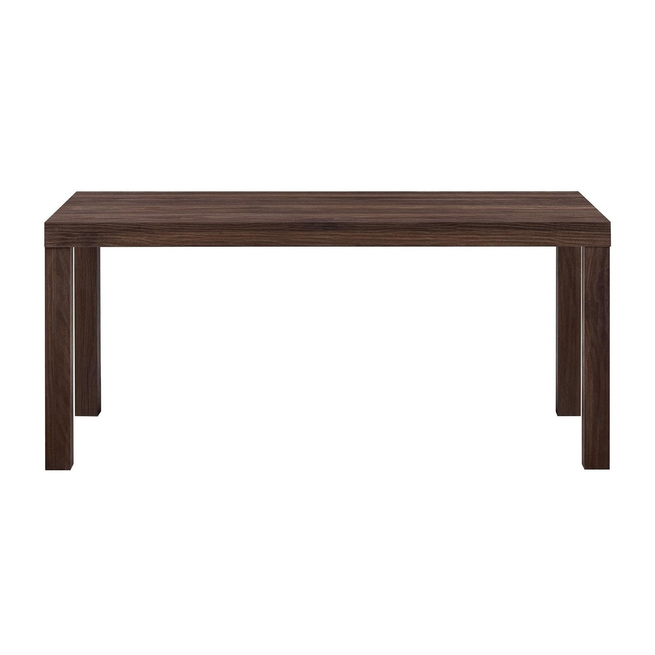 Shop Avenue Greene Jaxon Walnut Coffee Table – Free Shipping Today With Regard To 2019 Jaxon Cocktail Tables (View 18 of 20)
