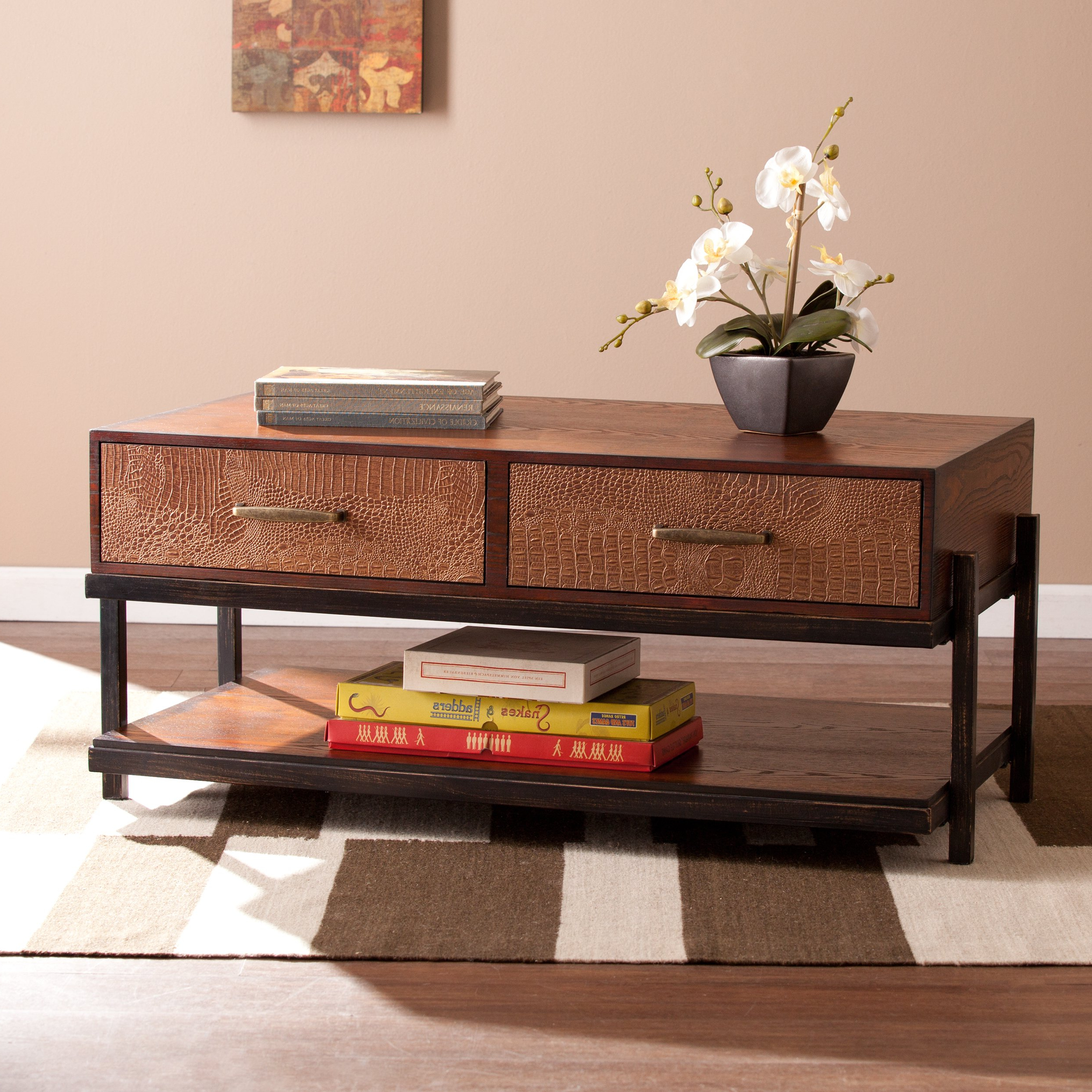 Shop Harper Blvd Palmer Cocktail/ Coffee Table – Free Shipping Today Inside Most Recently Released Palmer Storage Cocktail Tables (Gallery 3 of 20)