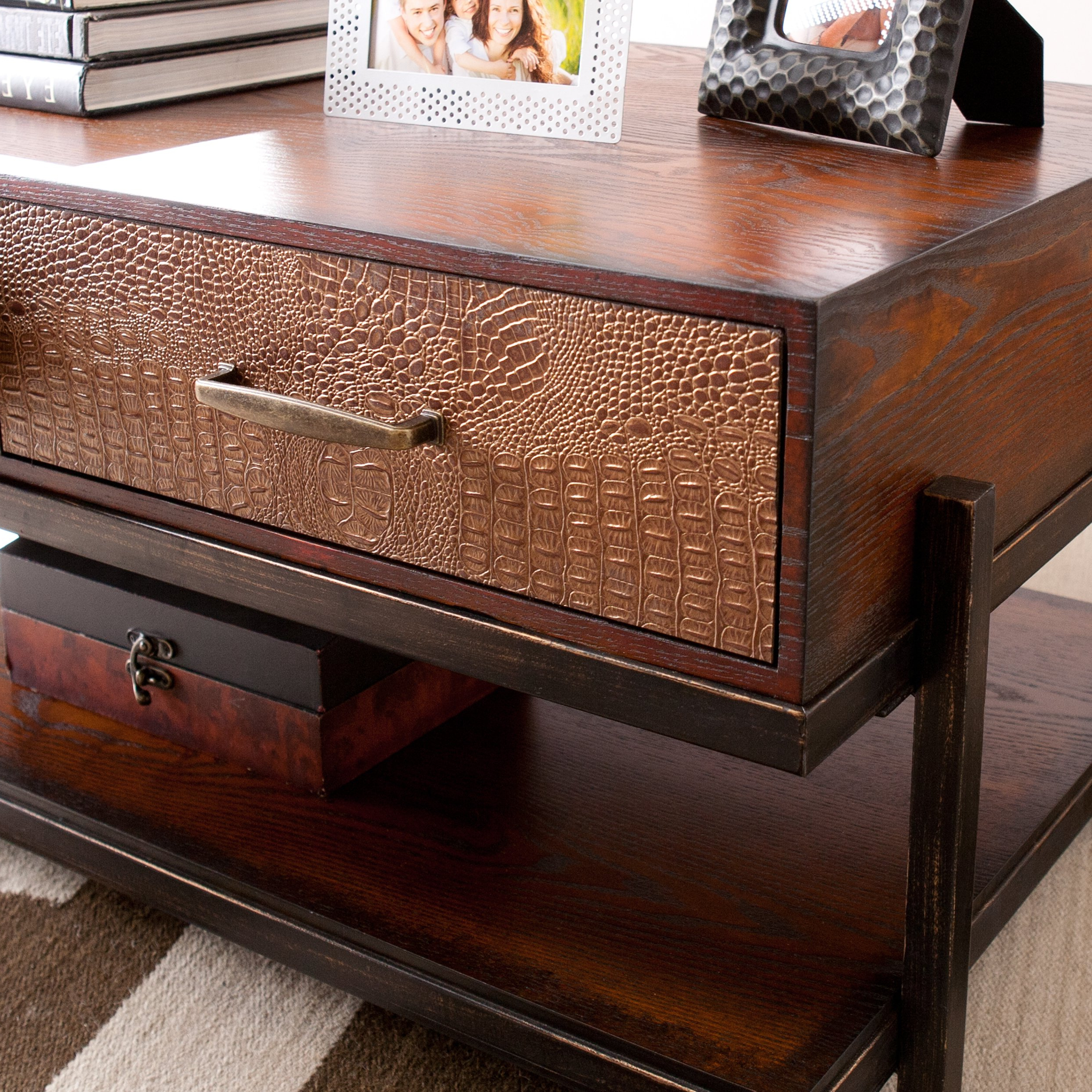 Shop Harper Blvd Palmer Cocktail/ Coffee Table – Free Shipping Today With Regard To Popular Palmer Storage Cocktail Tables (View 5 of 20)