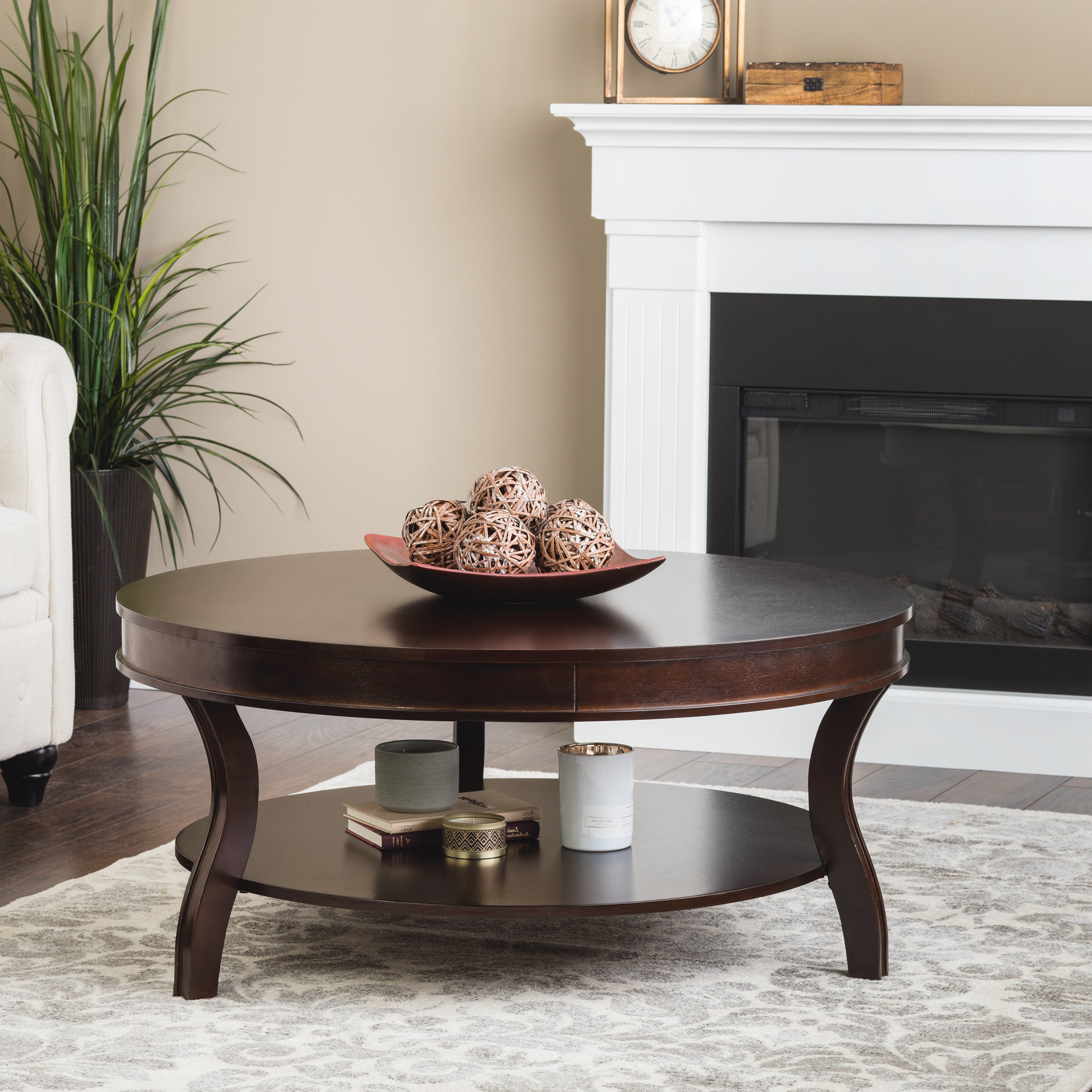 Shop Stones & Stripes Wyatt Coffee Table – Free Shipping Today Throughout Newest Wyatt Cocktail Tables (View 14 of 20)