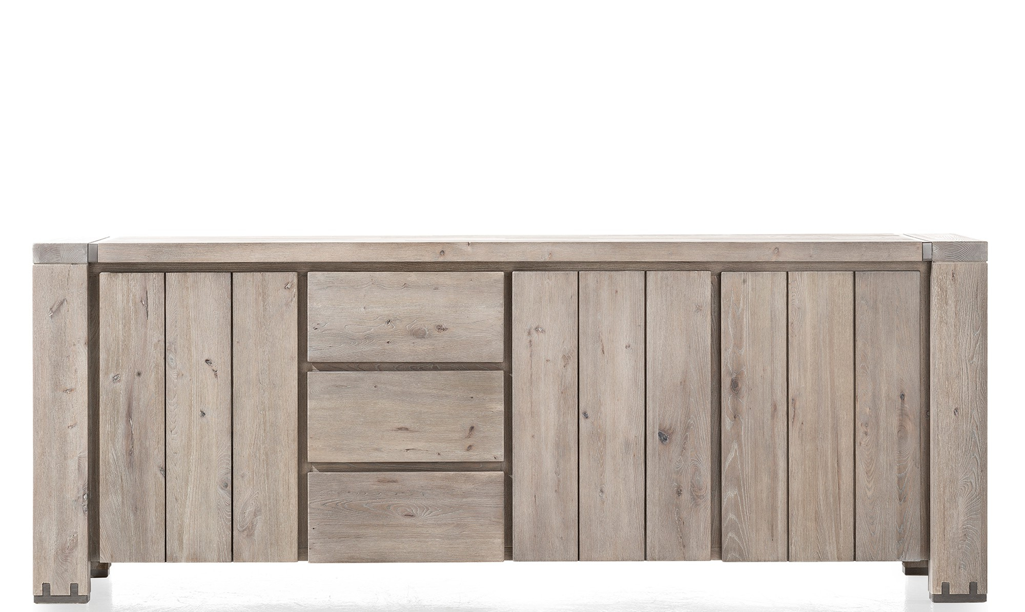 Sideboards – Modern, Oak & Pine Sideboards – Fishpools For Most Recently Released Dark Smoked Oak With White Marble Top Sideboards (View 6 of 20)