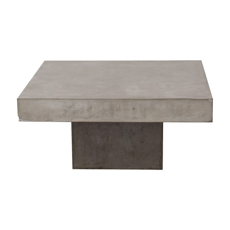 Slab Large Marble Coffee Tables With Brass Base Throughout Popular Utility Cart Coffee Table Fibreglass Concrete Table Motorcycle (View 12 of 20)
