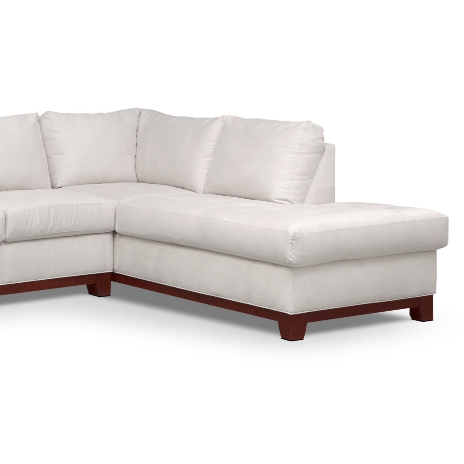 Soho 2 Piece Sectional With Chaise (View 17 of 20)