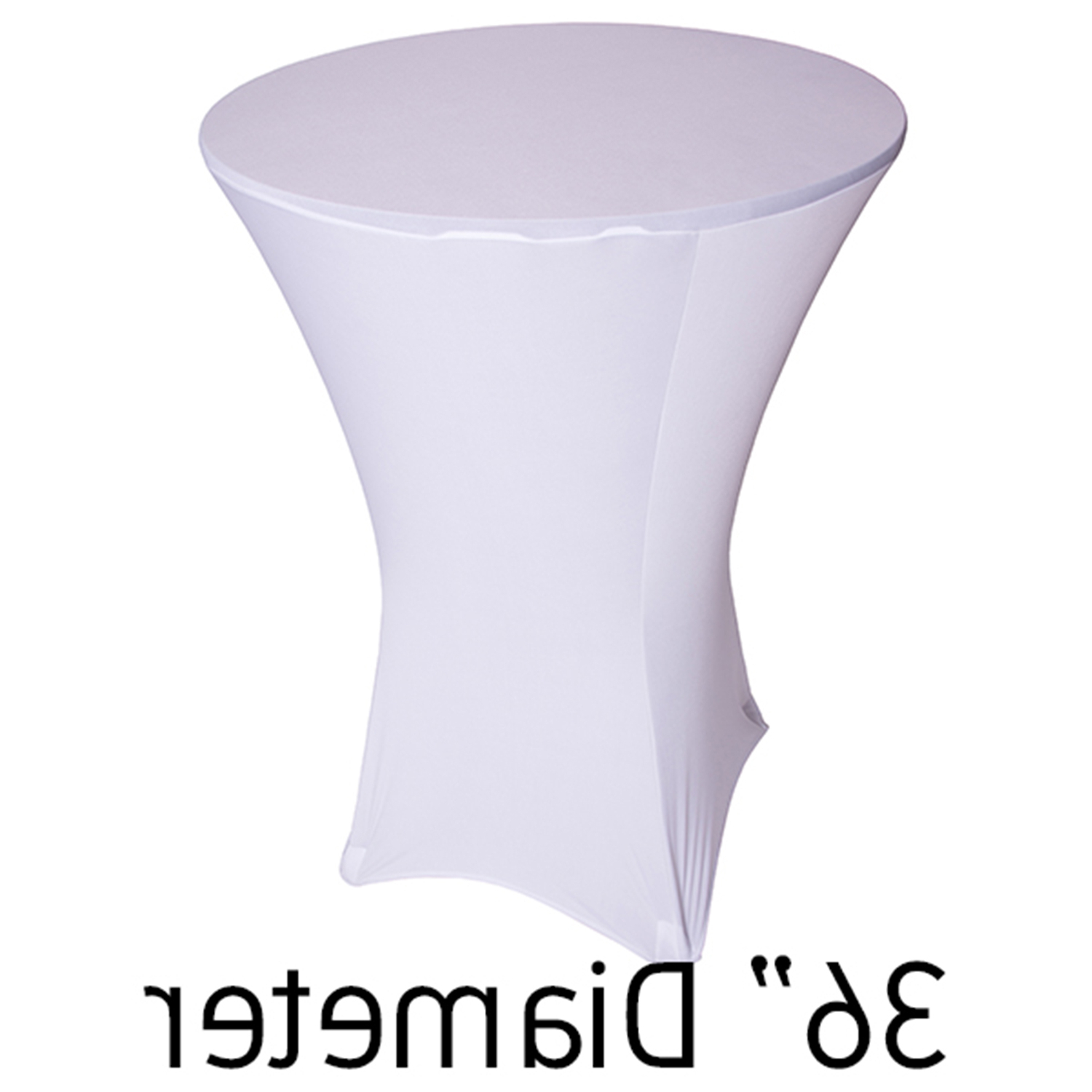 Spandex Linen For Cocktail Tables (Gallery 16 of 20)