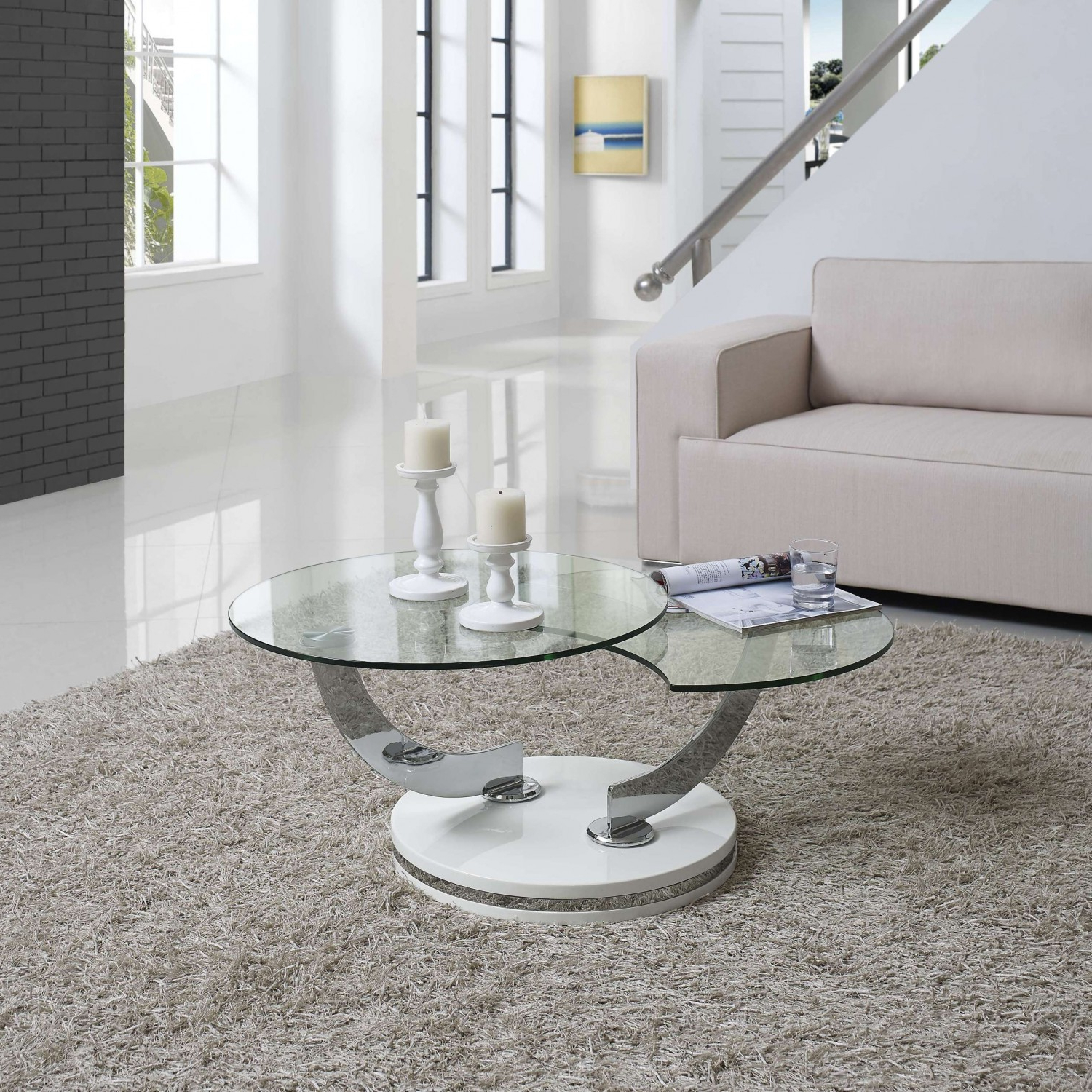 Spin Rotating Coffee Tables Regarding Most Recently Released Rotating Coffee Table – Coffee Drinker (Gallery 15 of 20)