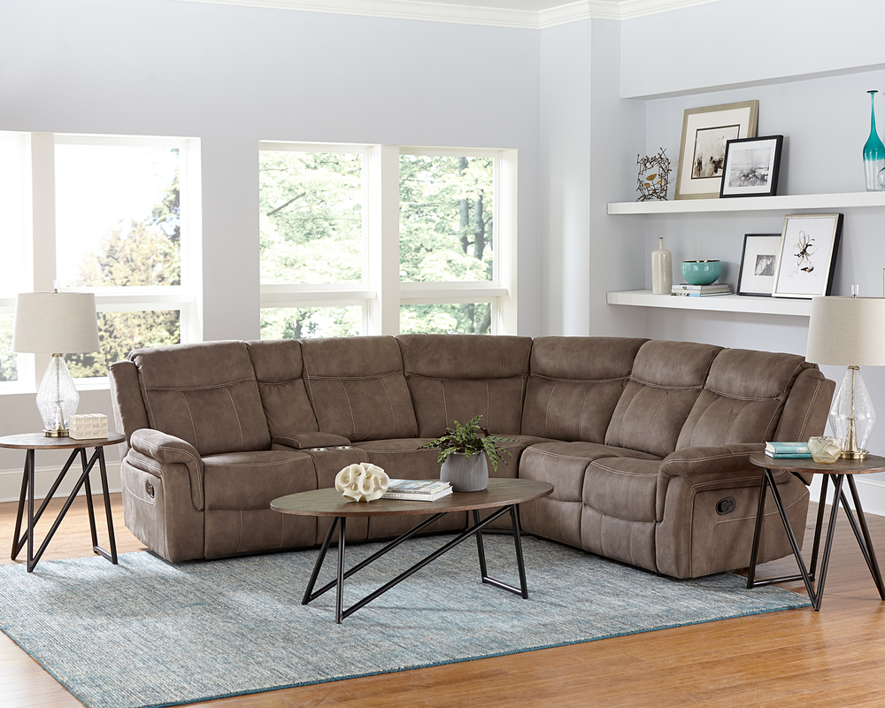 Standard Furniture With Famous Benton 4 Piece Sectionals (View 6 of 20)