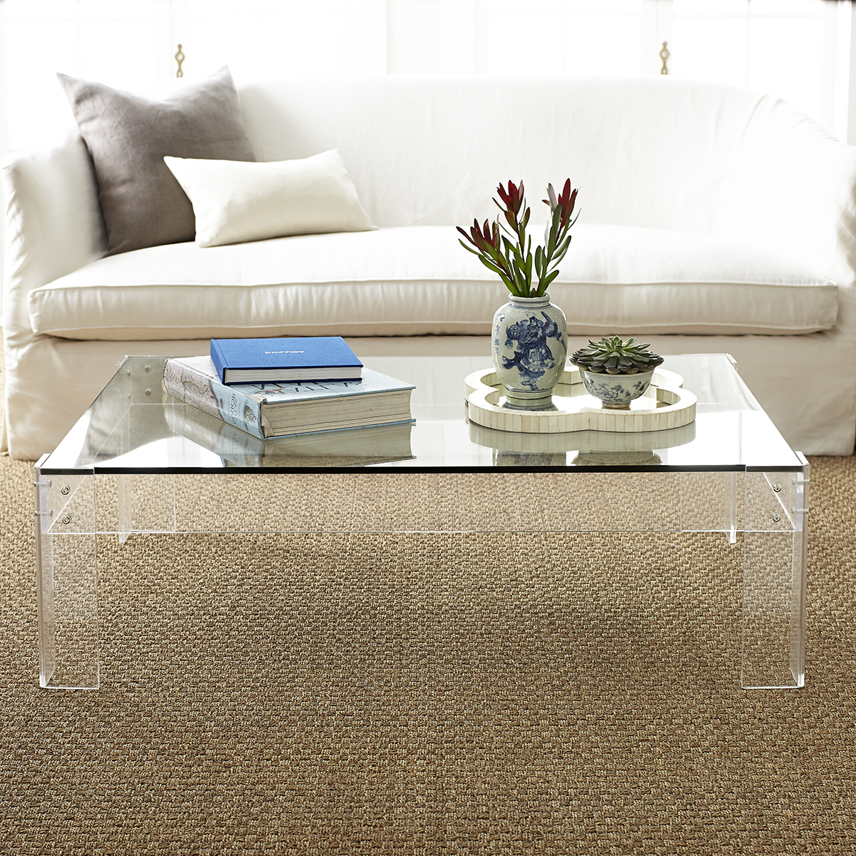 Stately Acrylic Coffee Tables In Trendy Disappearing Coffee Table (Gallery 1 of 20)