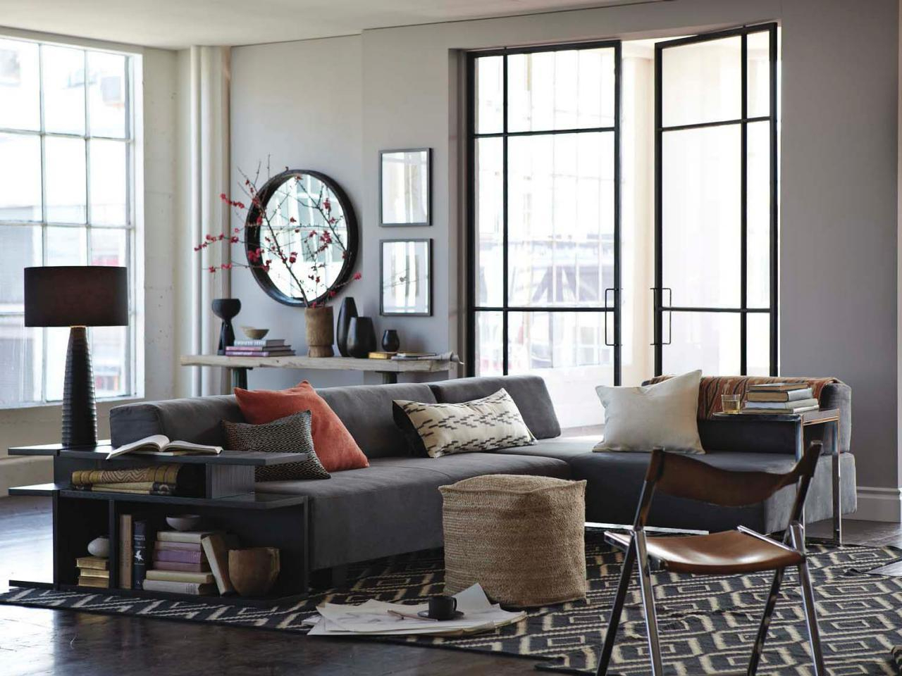 Sterling Apartment Goals West Elm Sectional Apartment Goals West Regarding Most Recently Released Elm Grande Ii 2 Piece Sectionals (View 16 of 20)