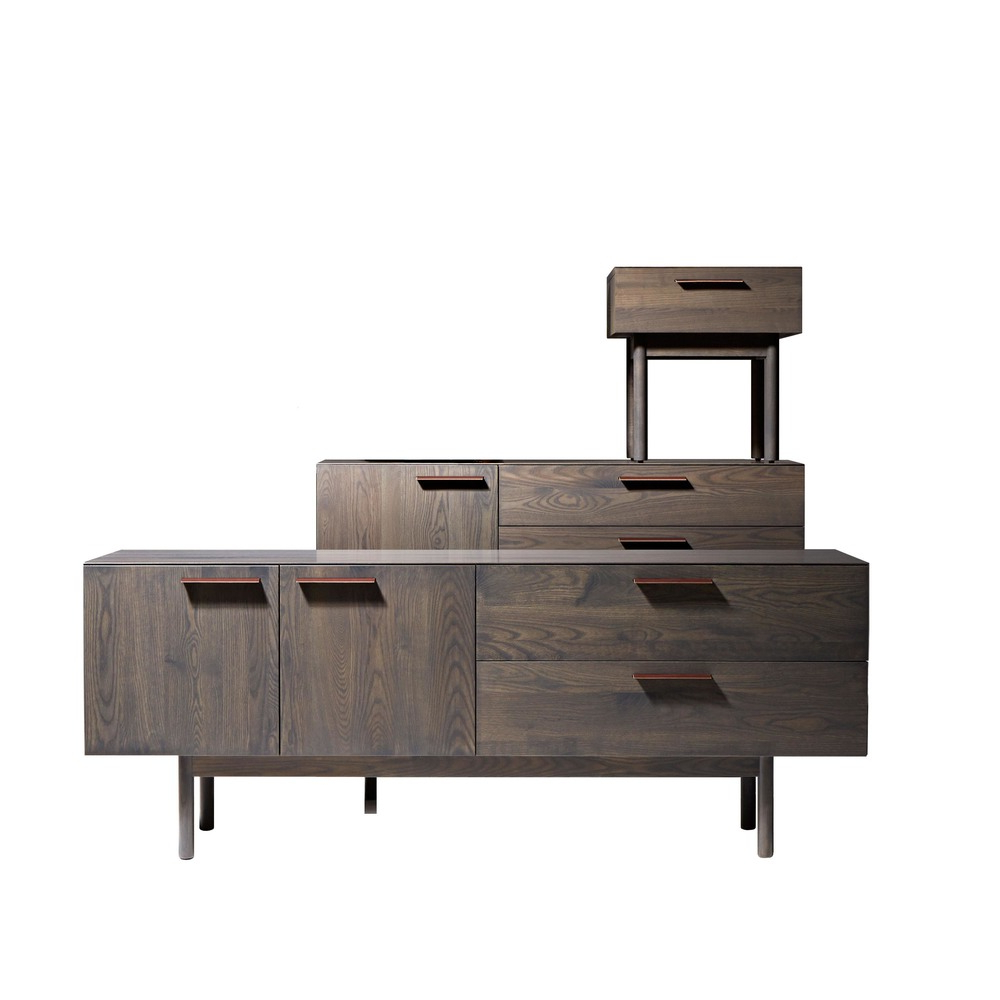 Storage + Tabletops — Surface Pertaining To Most Popular Corrugated Natural 6 Door Sideboards (Gallery 13 of 20)