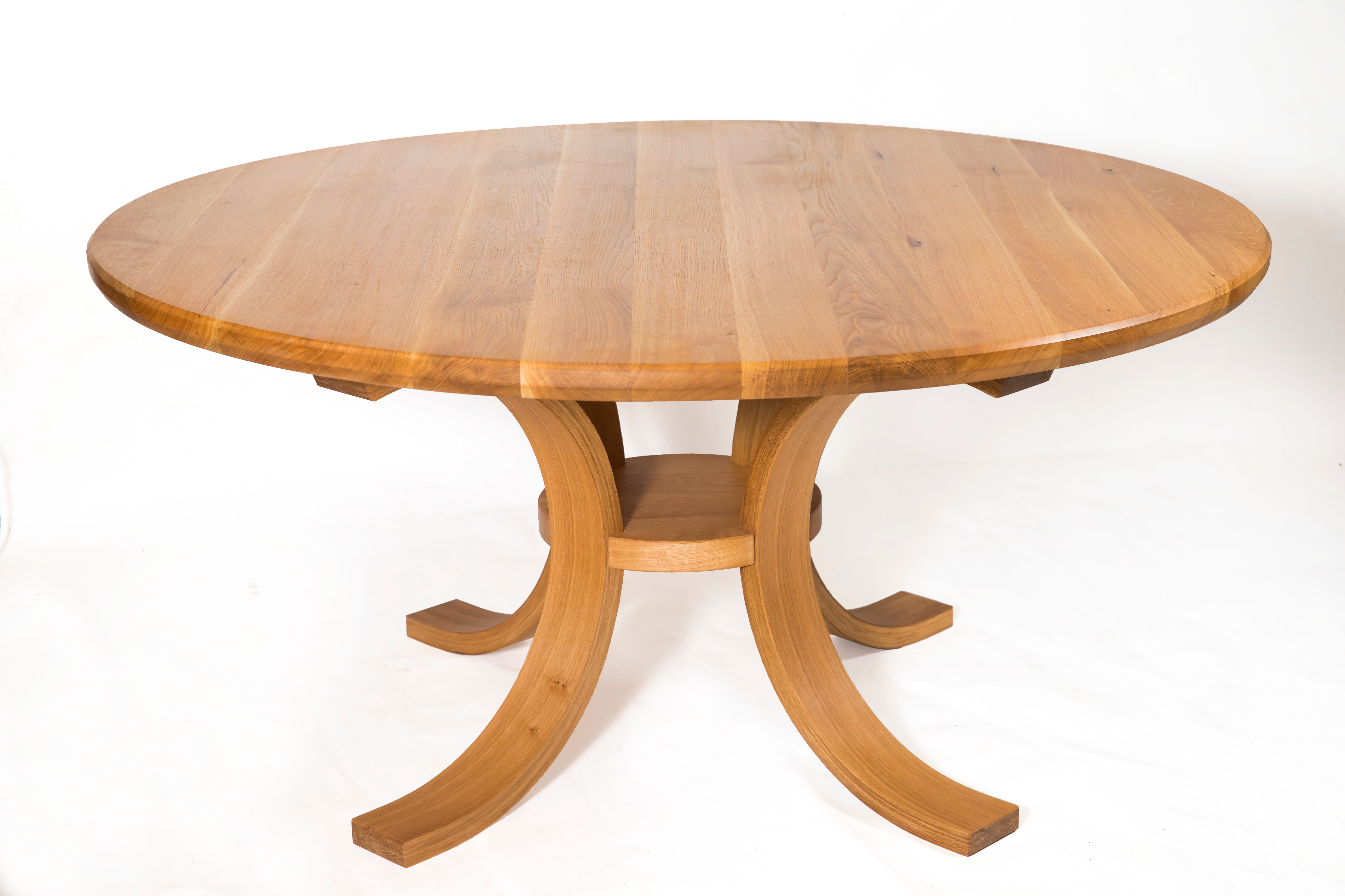 """Swell Round Coffee Tables Throughout 2019 Swell"""" Circular Dining Table – Shane Tubrid Furnituredesign (View 14 of 20)"""