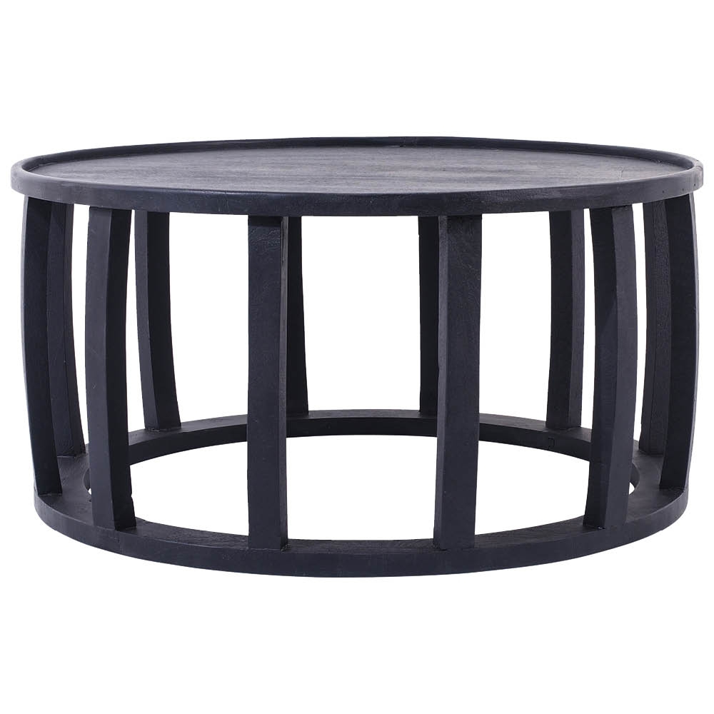 Swell Round Coffee Tables Throughout Well Liked Ink Round Coffee Table 800X400 Mm – Coffee & Side Tables – Living (View 16 of 20)