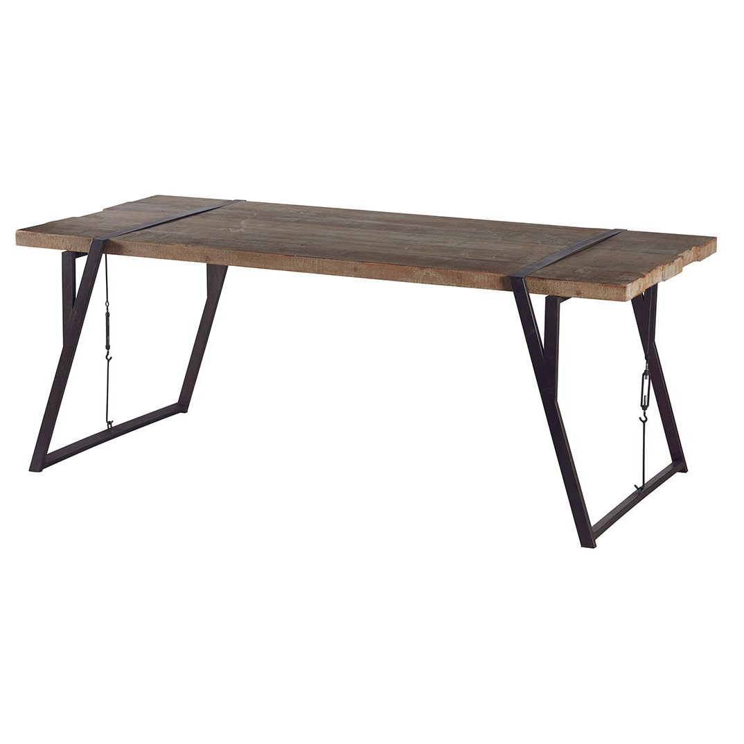 Table En Sapin Massif Collection Westmount (View 14 of 20)