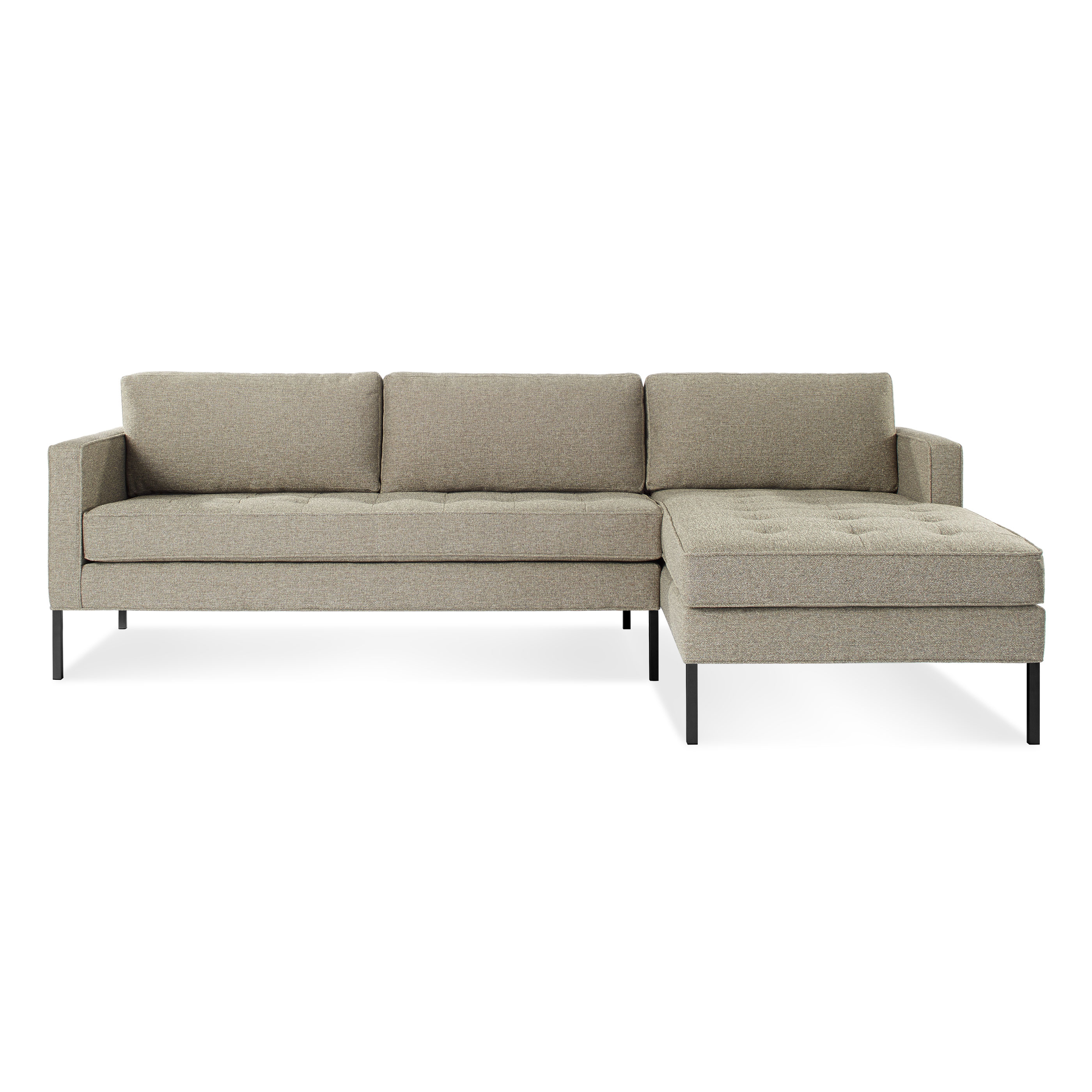 Taren Reversible Sofa/chaise Sleeper Sectionals With Storage Ottoman For Trendy Fresh Couch With Chaise Opinion – Hello (Gallery 11 of 20)