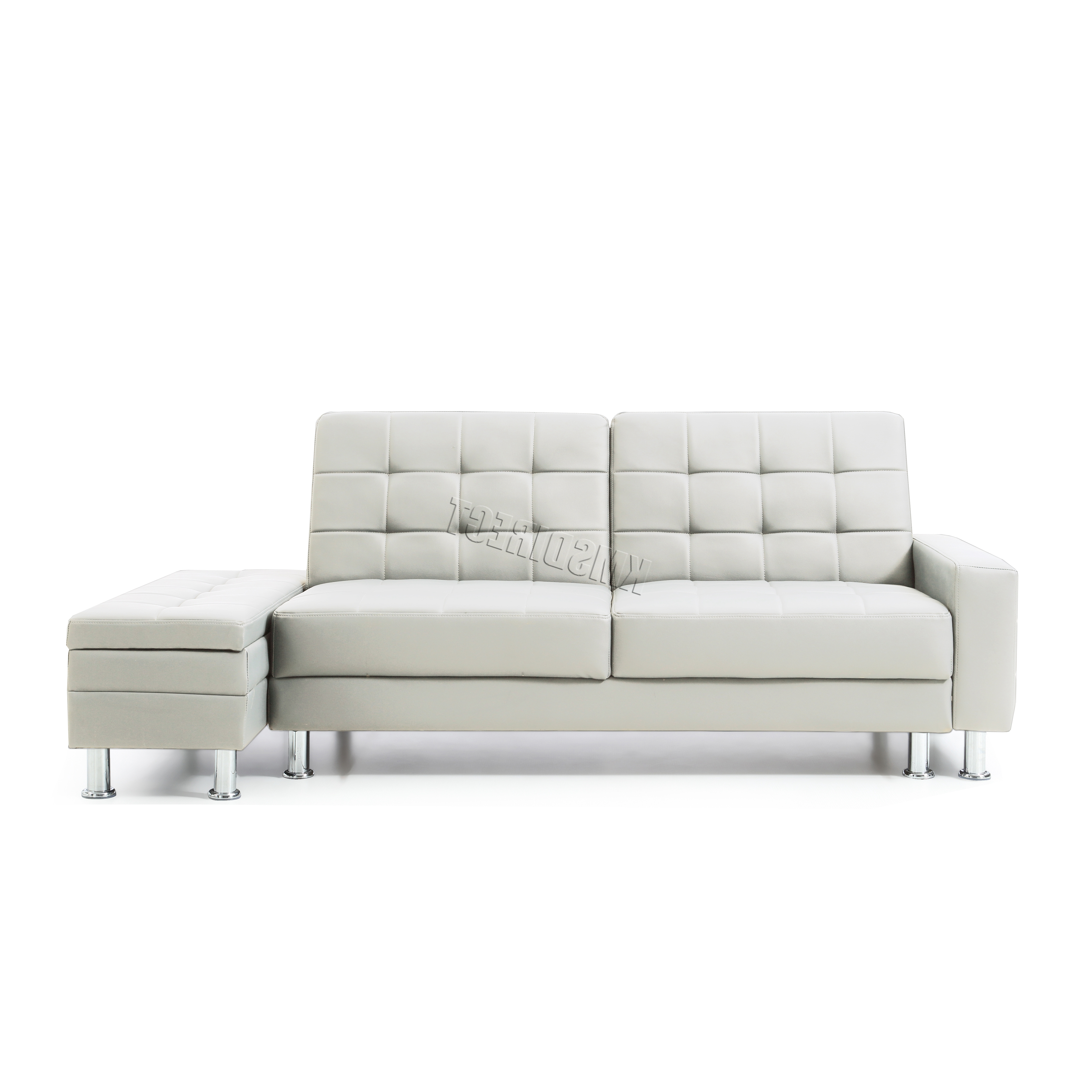 Taren Reversible Sofa/chaise Sleeper Sectionals With Storage Ottoman Inside Famous Sofa Bed With Ottoman – Sofa Ideas (View 16 of 20)