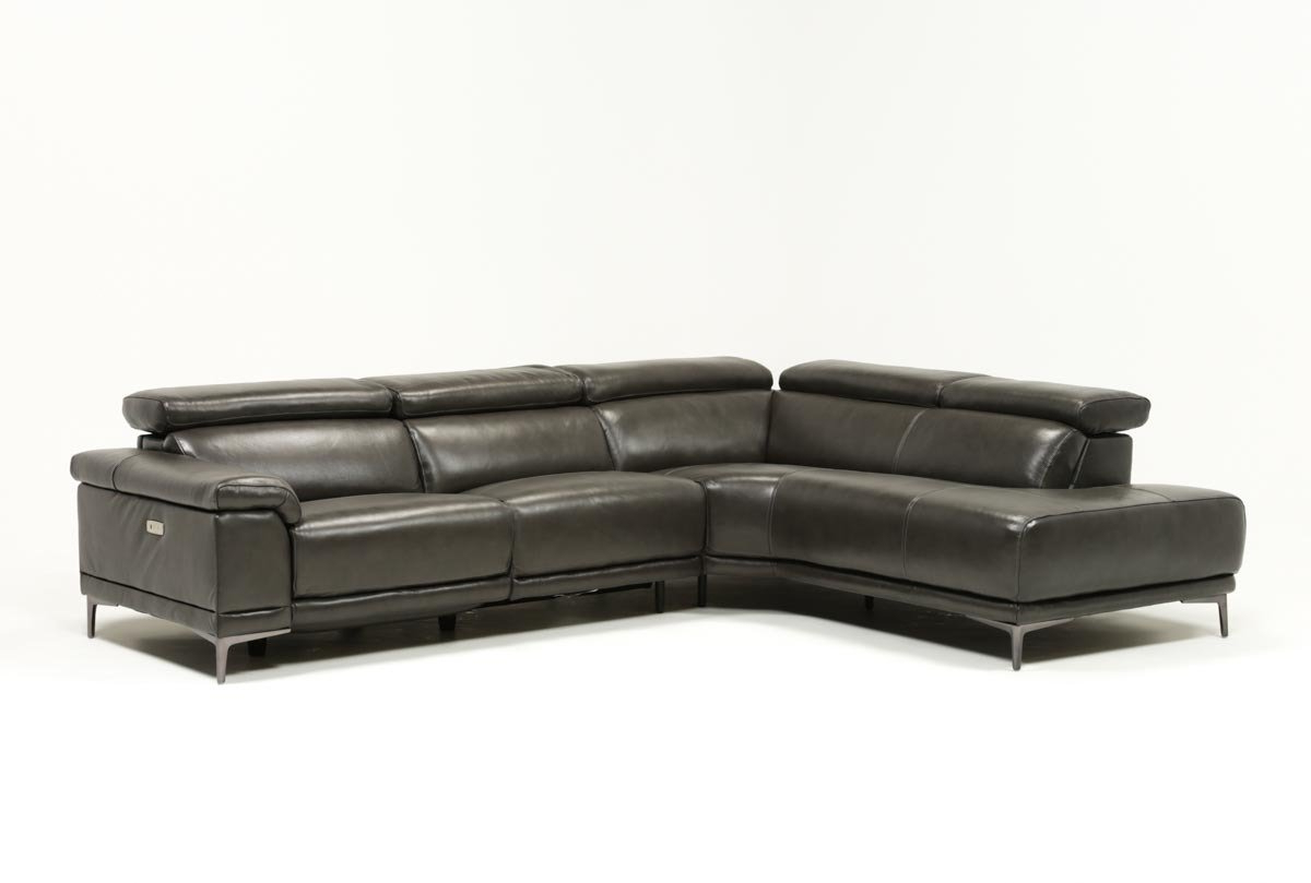 Tatum Dark Grey 2 Piece Sectionals With Raf Chaise For Latest Tatum Dark Grey 2 Piece Sectional W/laf Chaise (View 15 of 20)