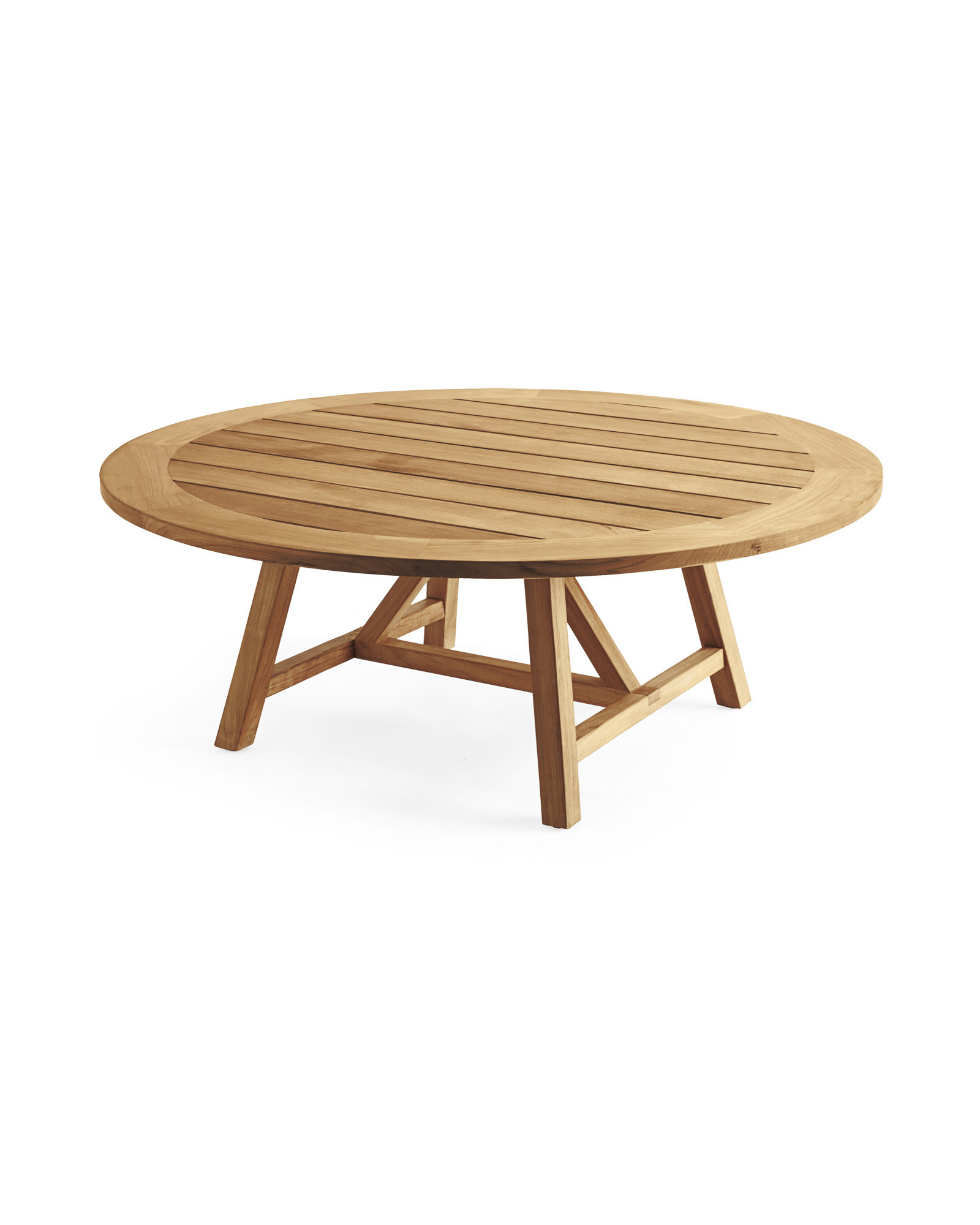 Teak Coffee Table Outdoor Fresh Round Teak Coffee Table Pertaining To Most Up To Date Round Teak Coffee Tables (View 8 of 20)