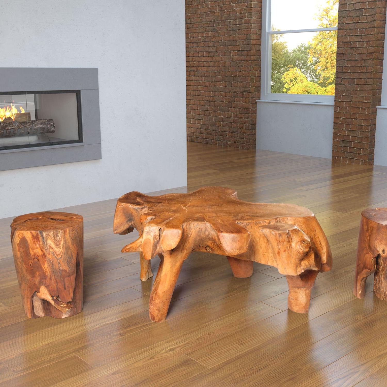 Teak Wood, Teak In Broll Coffee Tables (View 6 of 20)