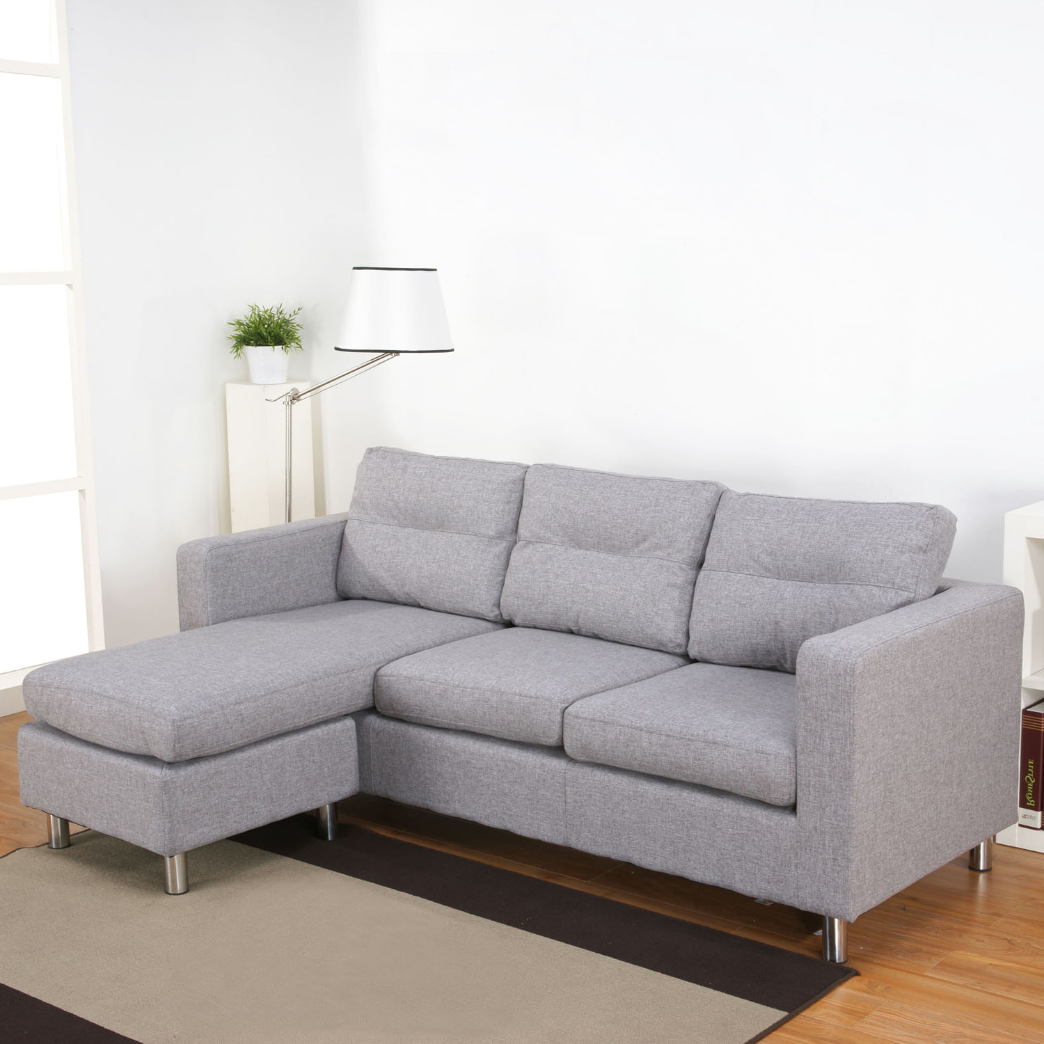 Tess 2 Piece Power Reclining Sectionals With Laf Chaise Intended For Widely Used Furniture : Gray Sectional Sofas With Chaise Tuckr Box Decors How To (View 20 of 20)