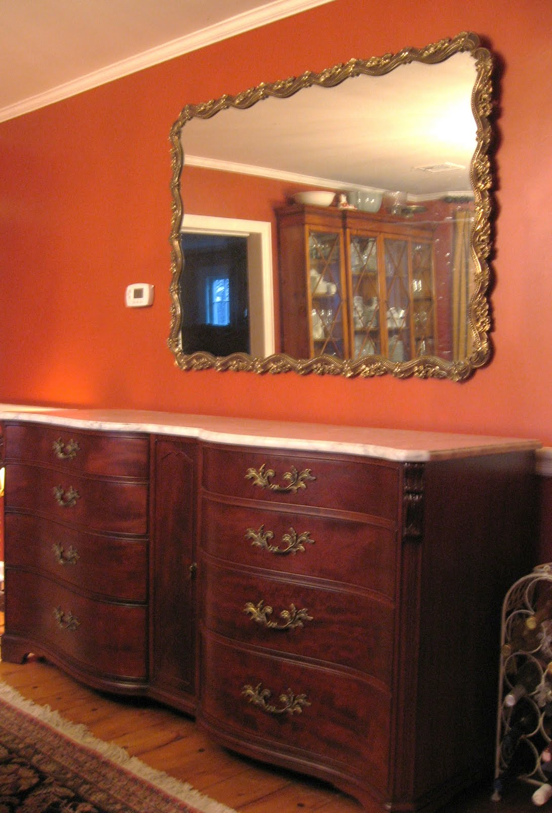 That Old House: Rescuing A Sideboard Intended For Recent Cass 2 Door Sideboards (View 16 of 20)
