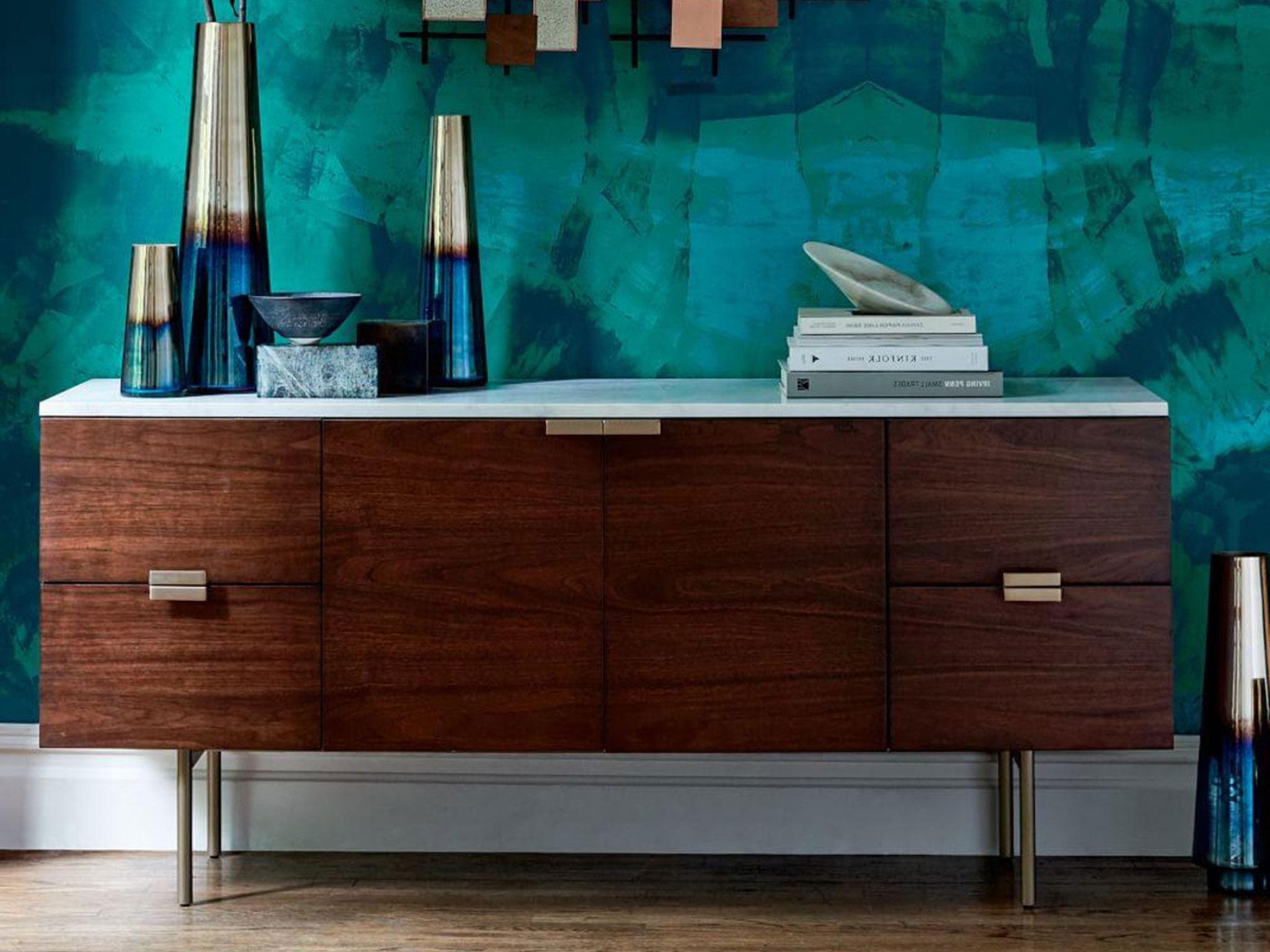 The Independent Within Oil Pale Finish 3 Door Sideboards (Gallery 6 of 20)