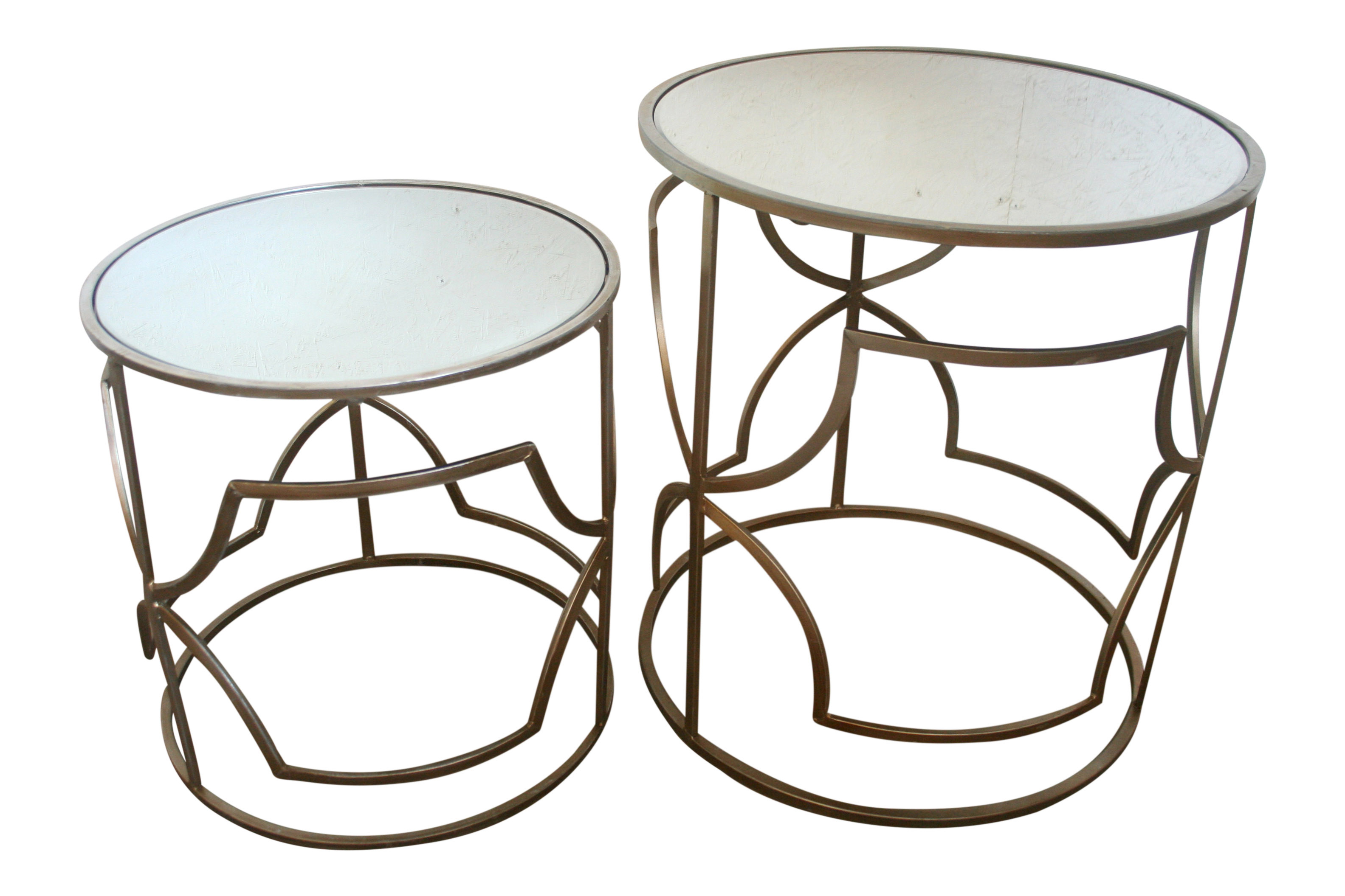 The Reserve Vintage Rentals In Geo Faceted Coffee Tables (View 9 of 20)