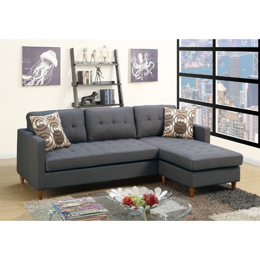 Thehom Georgetown Left Hand Facing Sectional Amp Reviews Intended For Recent Arrowmask 2 Piece Sectionals With Sleeper & Right Facing Chaise (View 16 of 20)