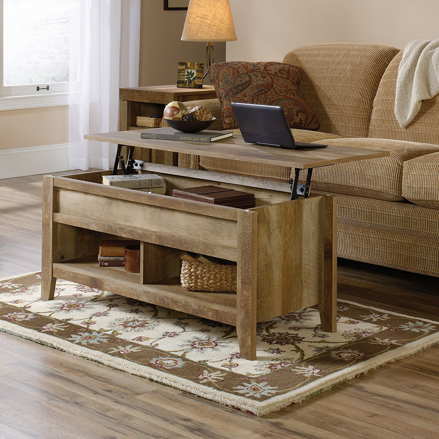 Top 10 Best Lift Top Coffee Tables In 2018 – Toptenreviewpro Intended For Widely Used Market Lift Top Cocktail Tables (View 17 of 20)