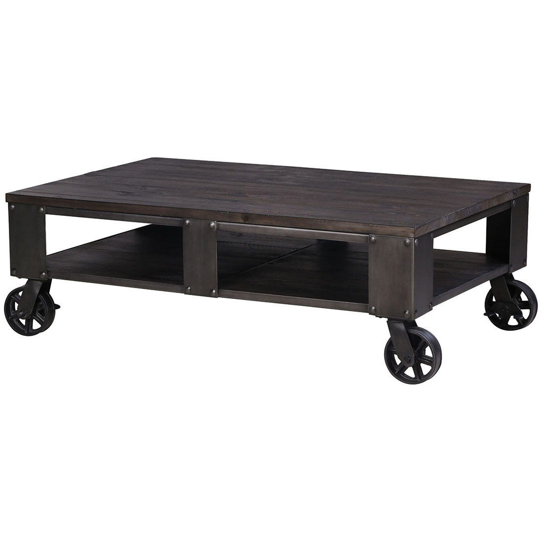 Trendy Mill Coffee Tables In Mill Coffee Table – Intaglia Home & Garden (View 10 of 20)