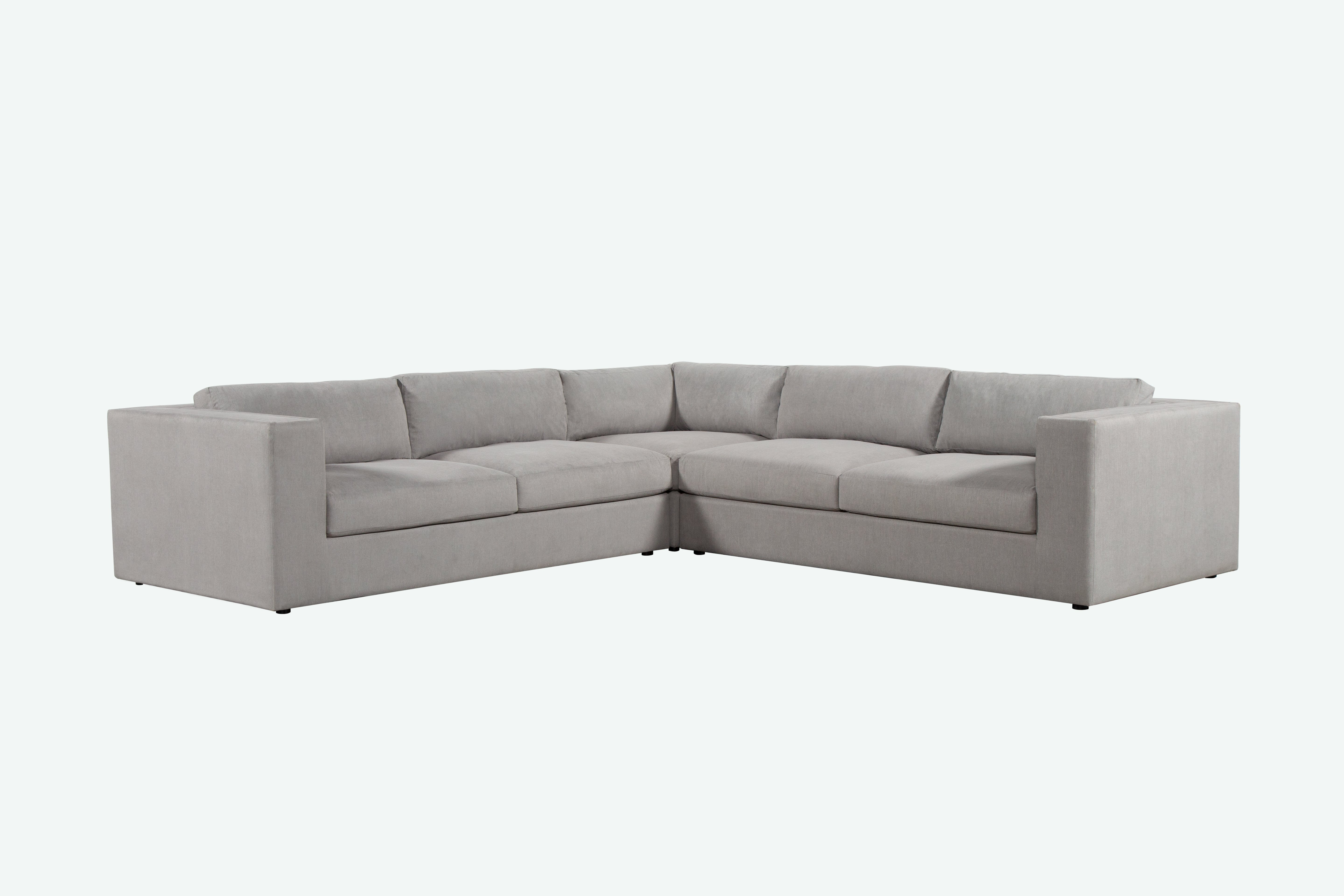 Trendy Nate Berkus Just Launched A Home Collection With Hubby Jeremiah Regarding Whitley 3 Piece Sectionals By Nate Berkus And Jeremiah Brent (View 3 of 20)