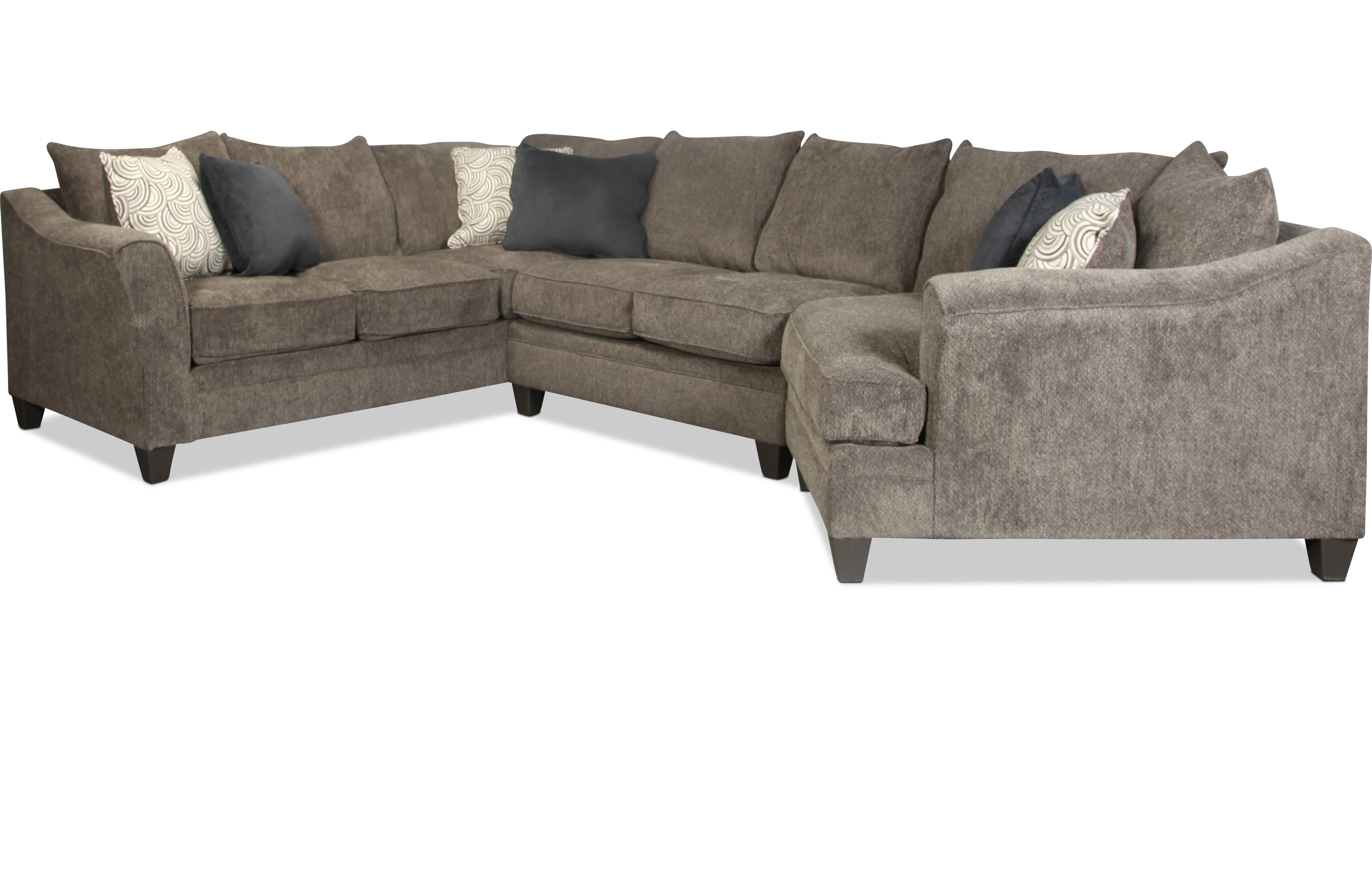 Trendy Sectionals (View 11 of 20)