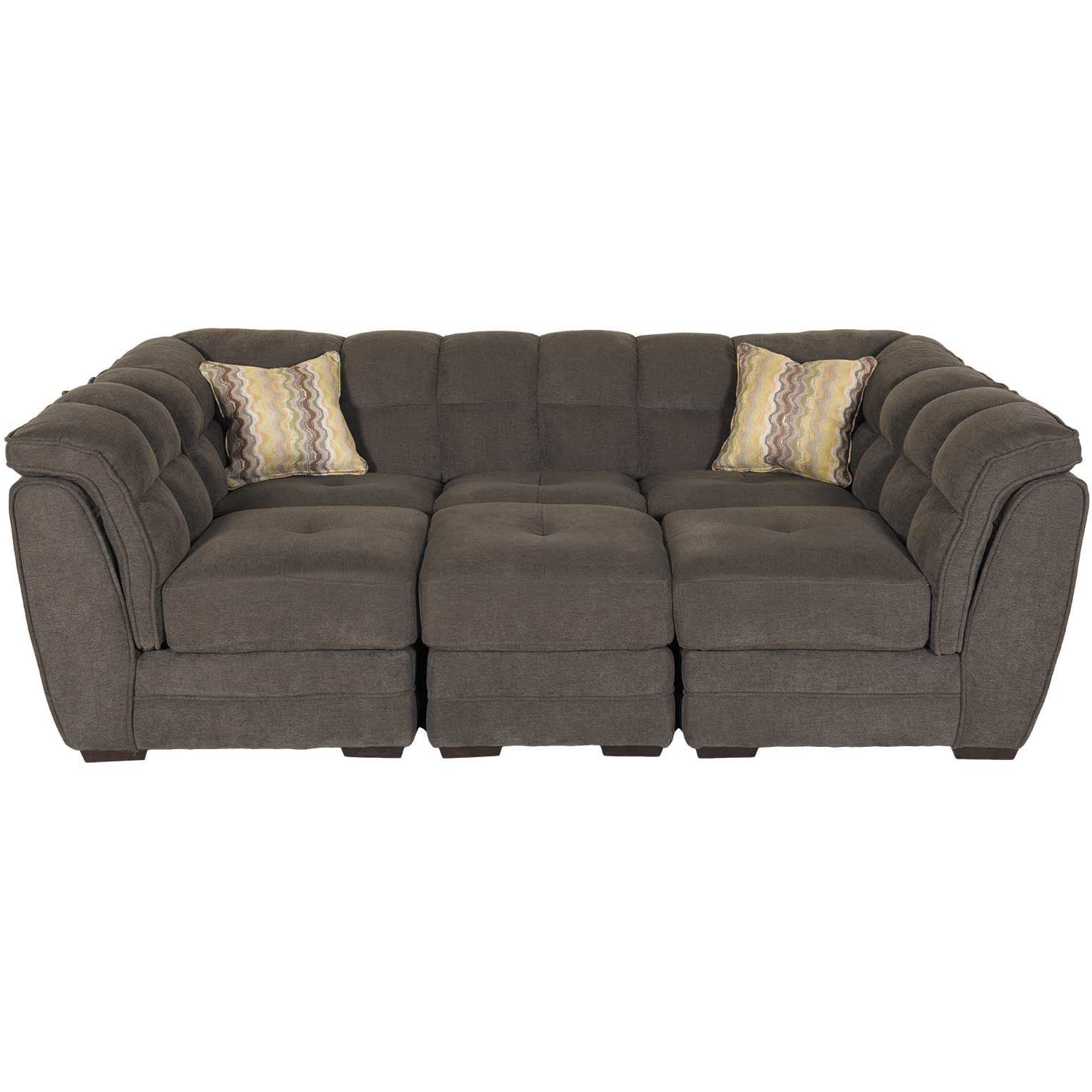 Trendy Taron 3 Piece Power Reclining Sectionals With Right Facing Console Loveseat In Big W Flip Out Sofa Bloom (Gallery 2 of 20)