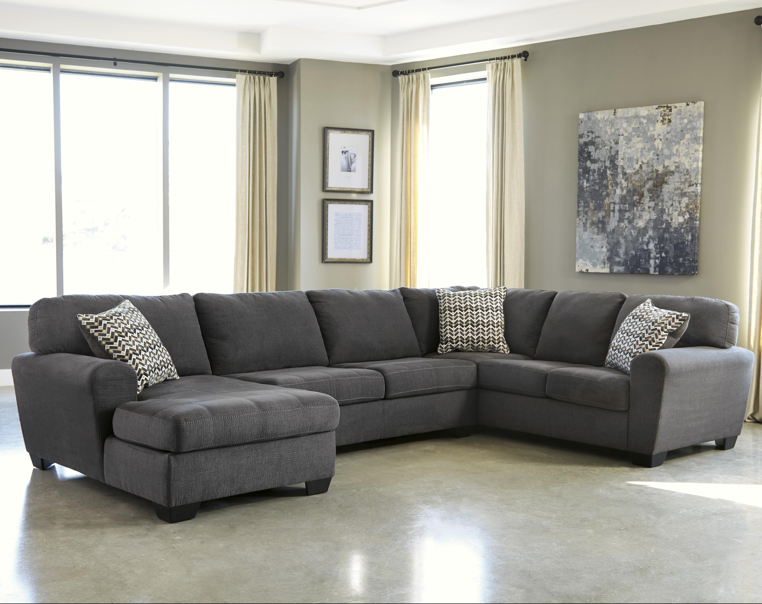 Trendy Three Piece Sectional Sofa (Gallery 15 of 20)