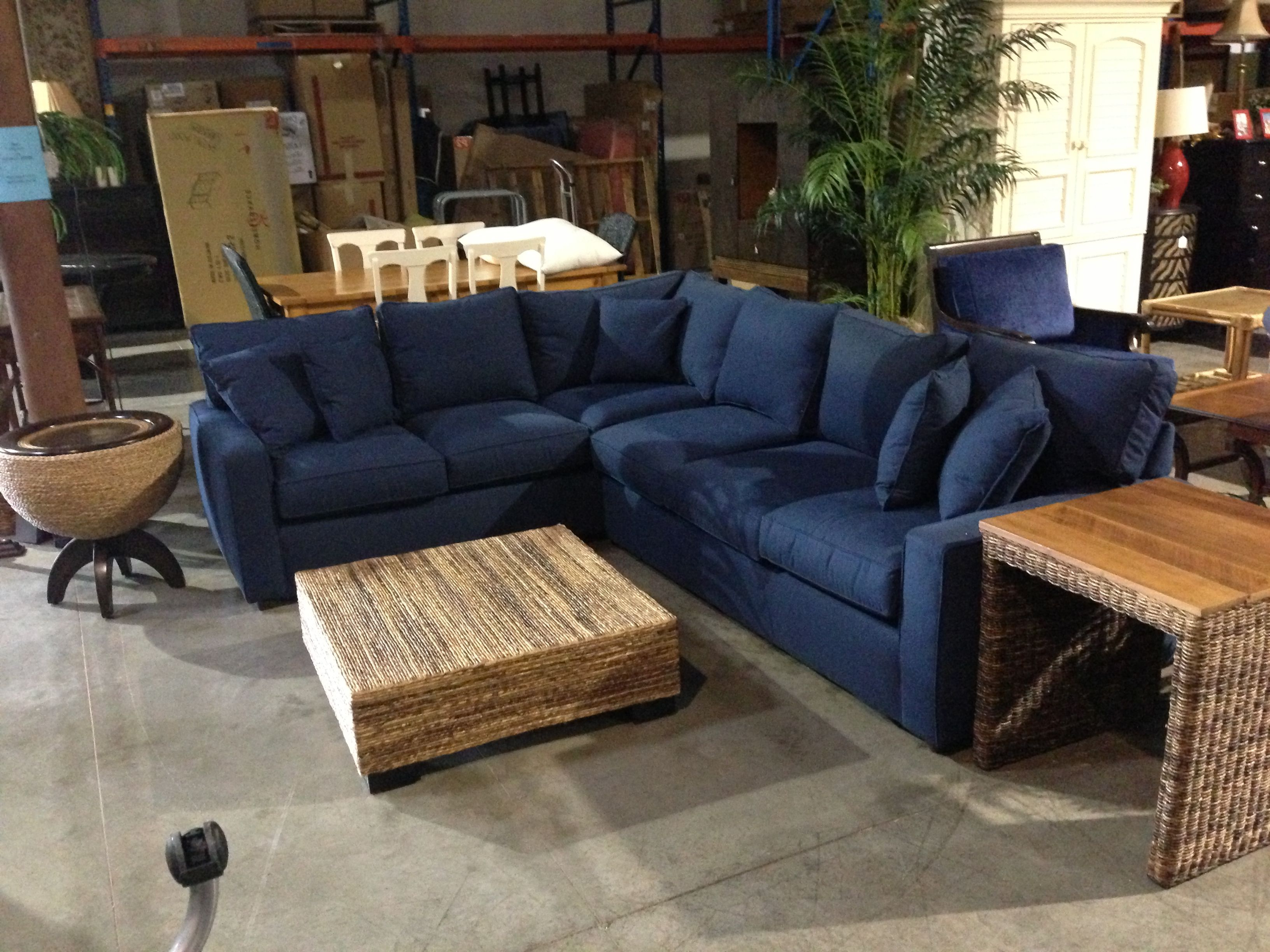 Tropical Beachy Style For My Home In Widely Used Collins Sofa Sectionals With Reversible Chaise (Gallery 8 of 20)