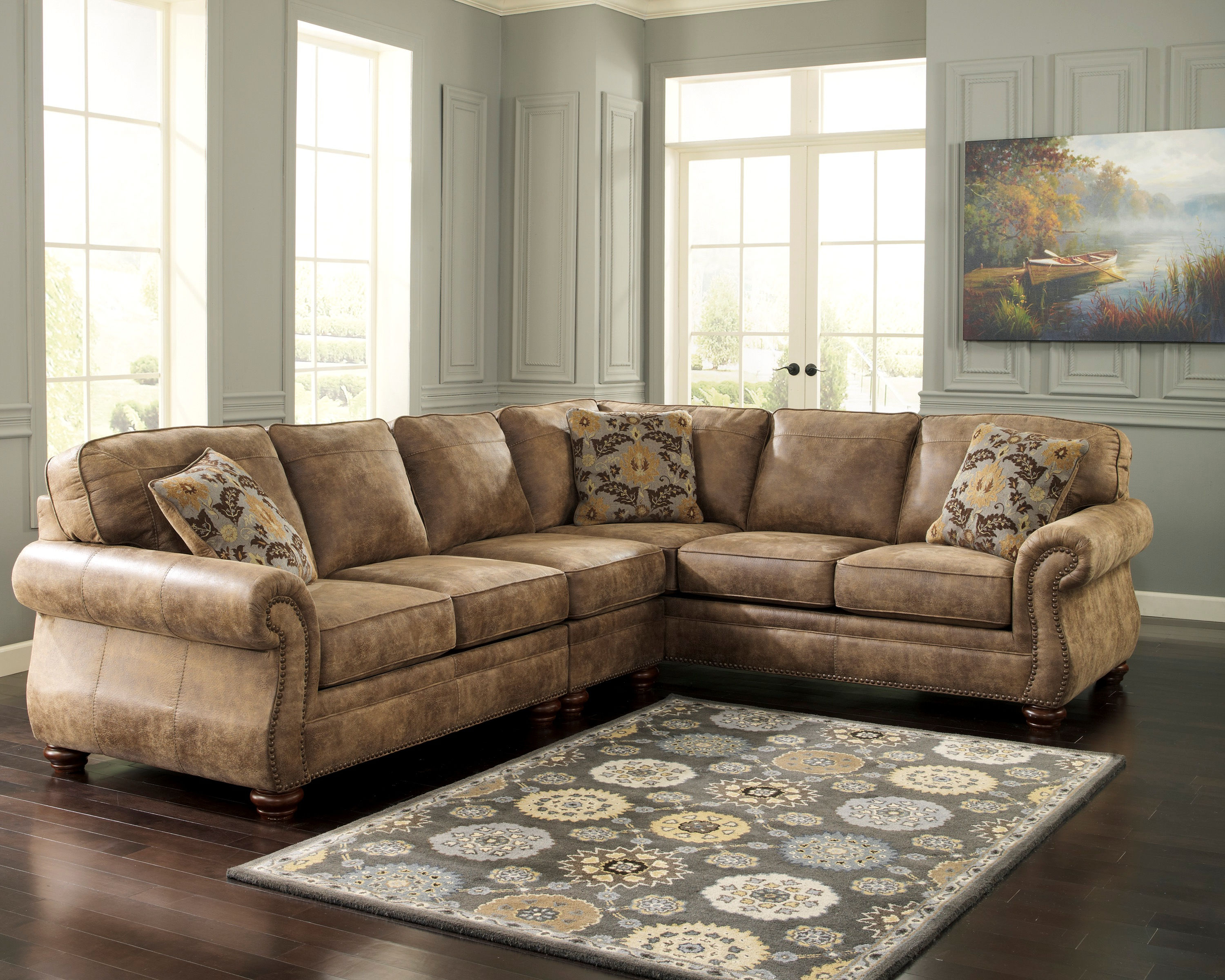 Turdur 2 Piece Sectionals With Laf Loveseat With Regard To 2019 Laf Sofa Raf Loveseat (View 14 of 20)
