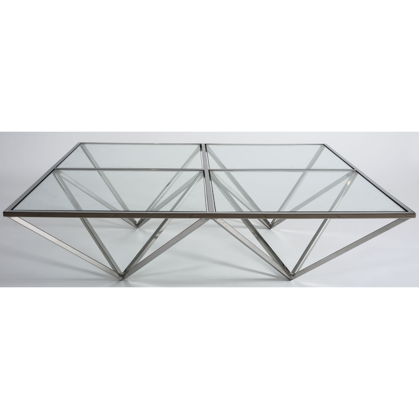 Ultra Design Inside Current Inverted Triangle Coffee Tables (Gallery 1 of 20)