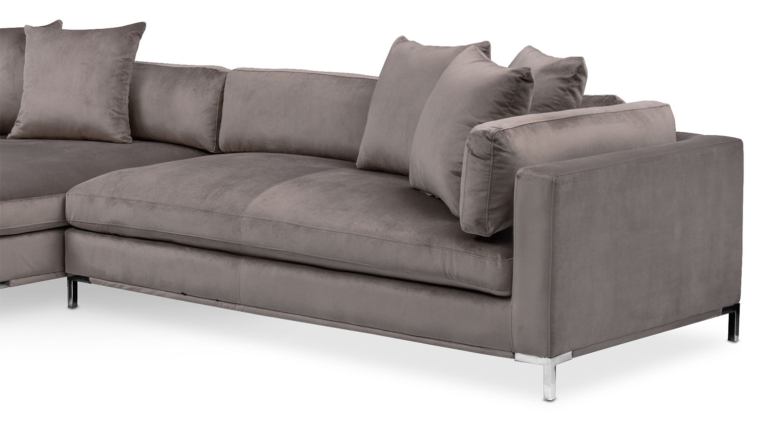 Value City Furniture And Mattresses Pertaining To Nico Grey Sectionals With Left Facing Storage Chaise (Gallery 3 of 20)